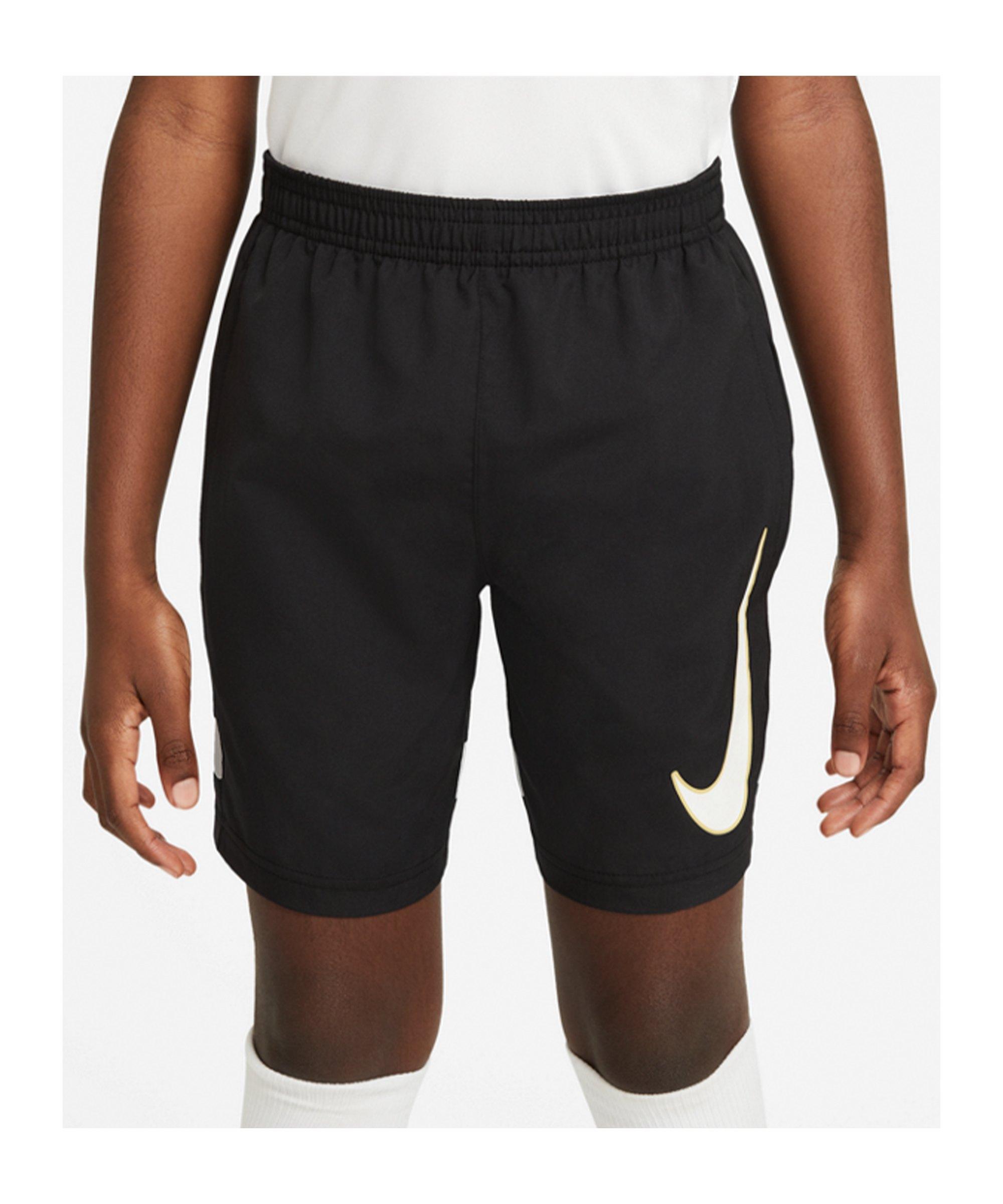 Nike Dri-FIT Academy Short Joga Bonito Kids F013 - schwarz