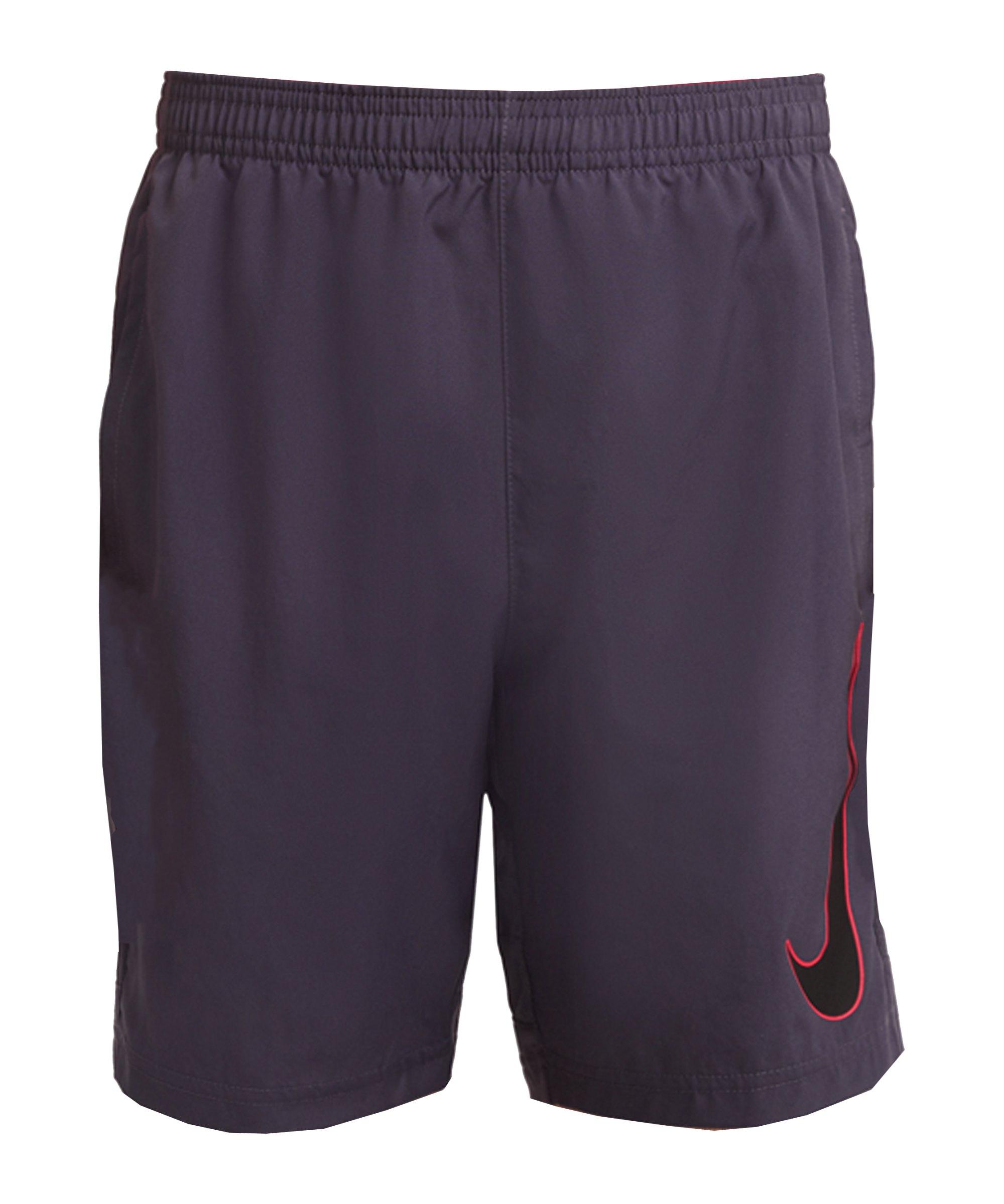 Nike Dri-Fit Academy Short Kids Lila Schwarz F573 - lila