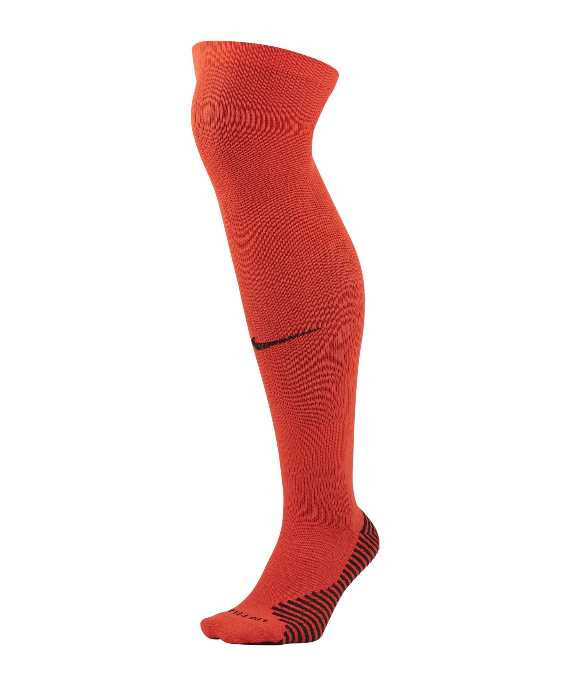 Nike Matchfit OTC Knee High Stutzenstrumpf F635 - rot