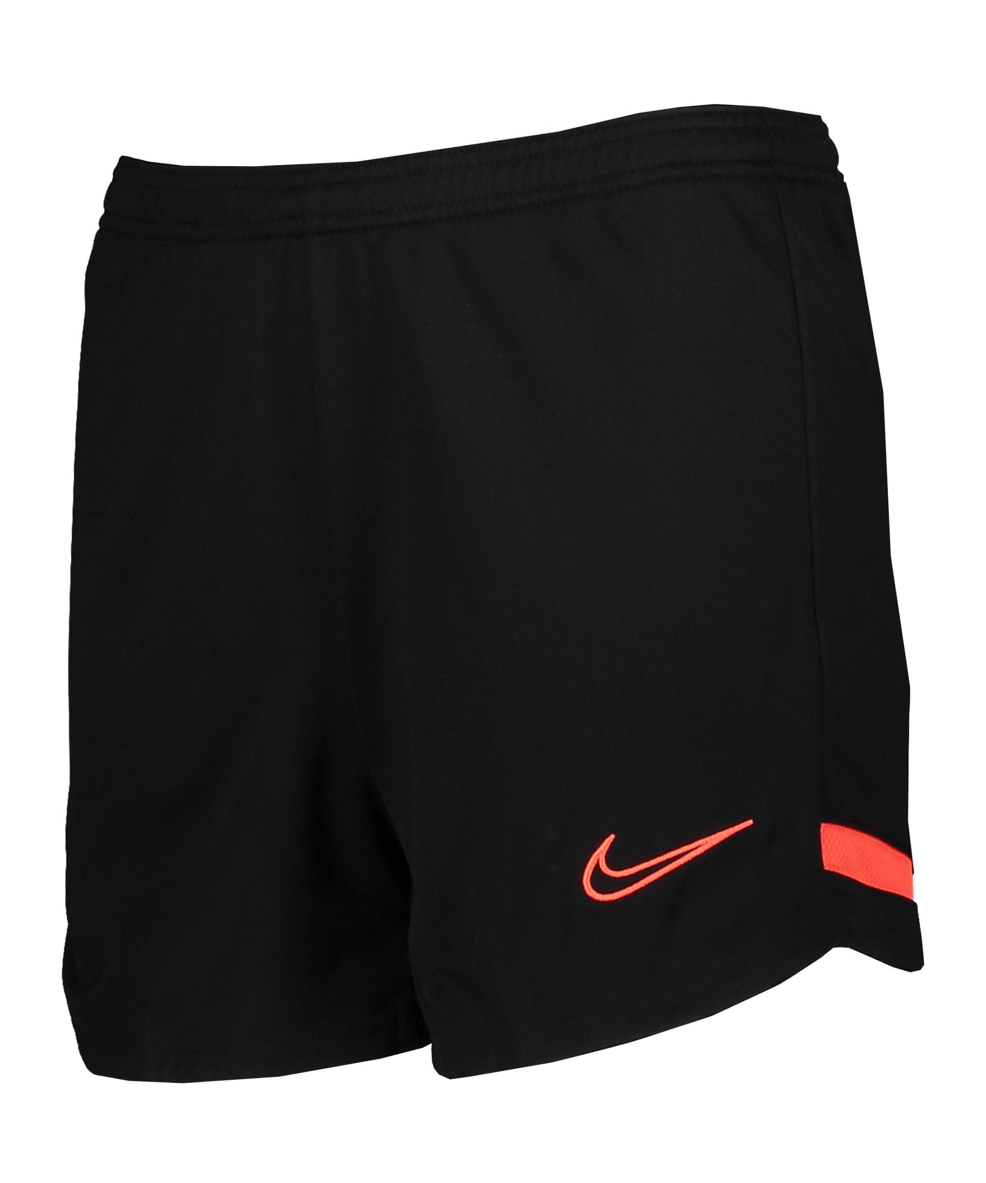 Nike Academy 21 Short Damen Schwarz F016 - schwarz