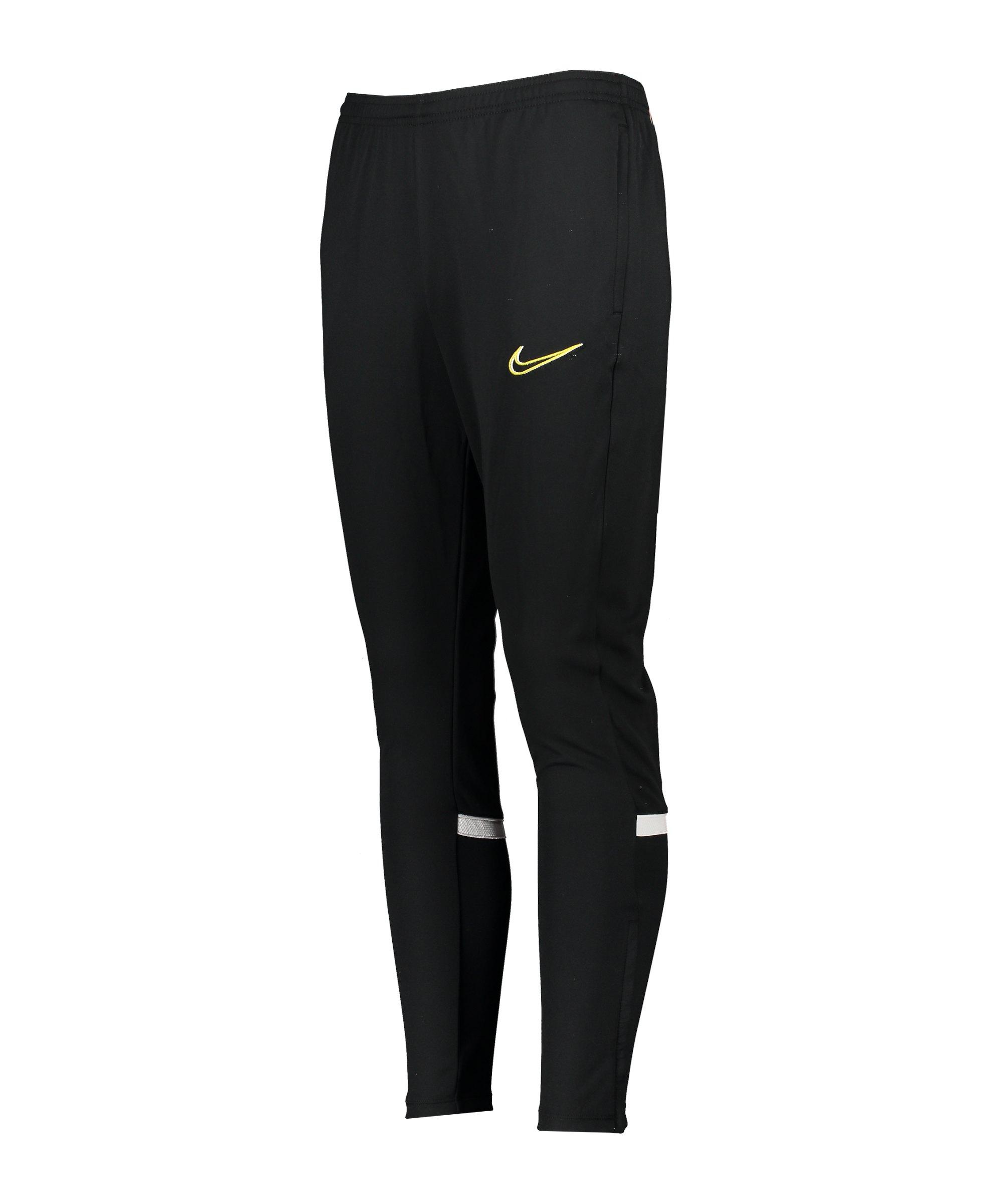 Nike Academy 21 Trainingshose Damen Schwarz F013 - schwarz