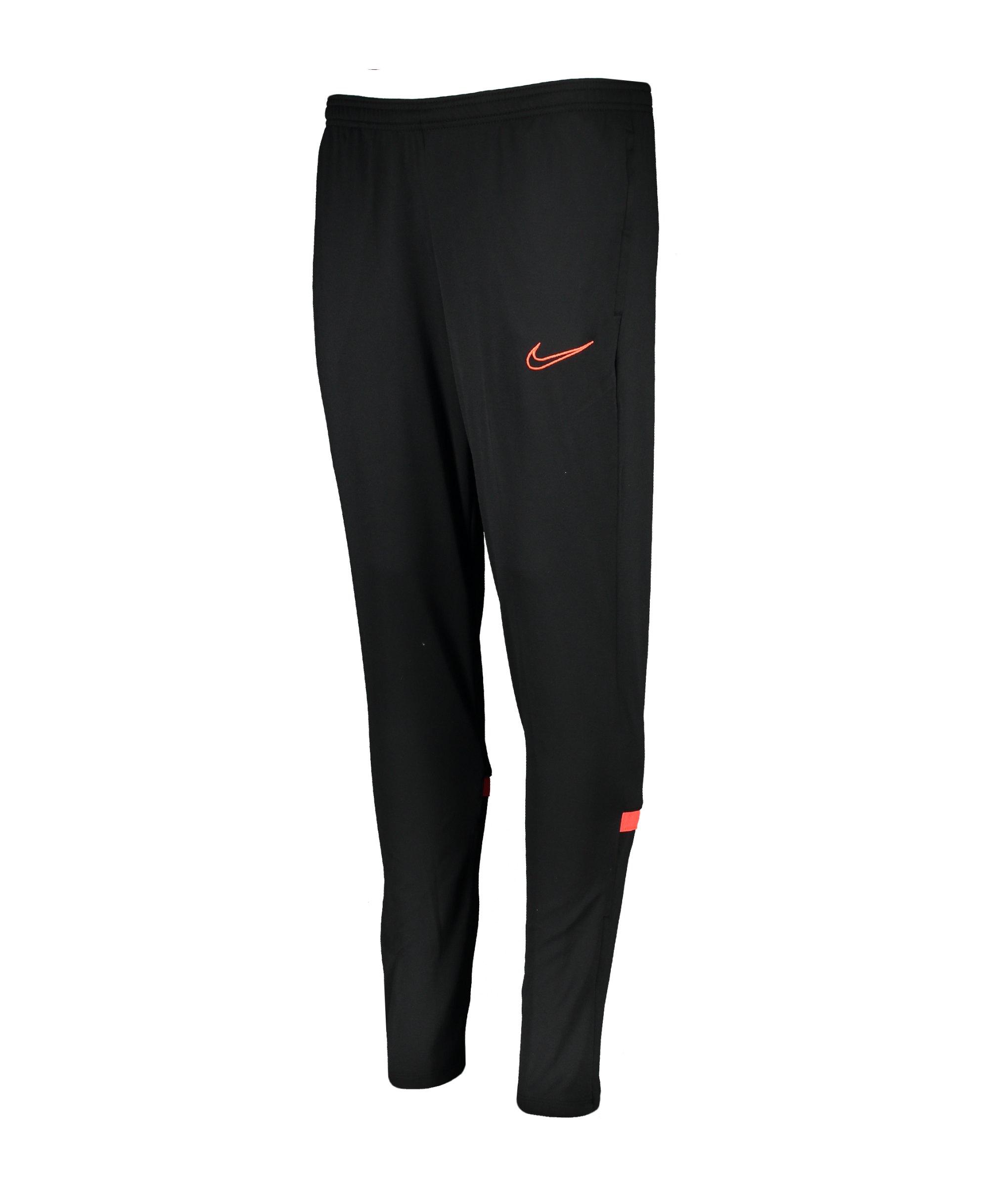 Nike Academy 21 Trainingshose Damen Schwarz F016 - schwarz