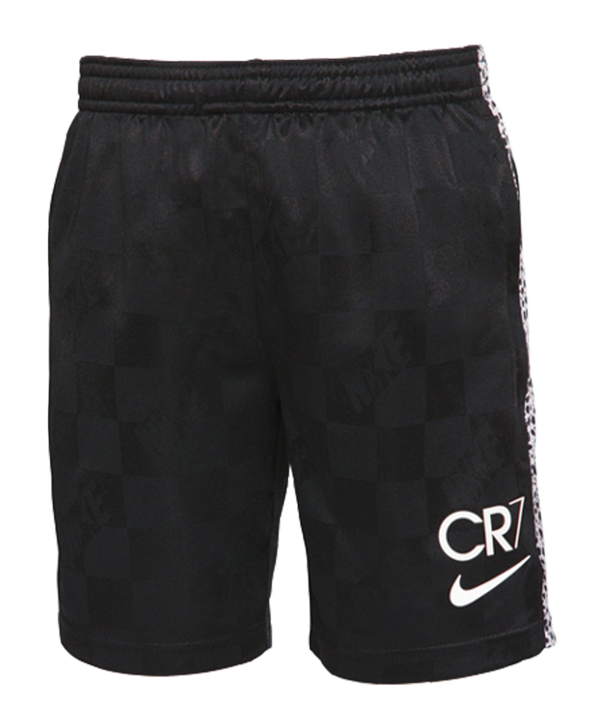 Nike CR7 Short Kids Schwarz F010 - schwarz