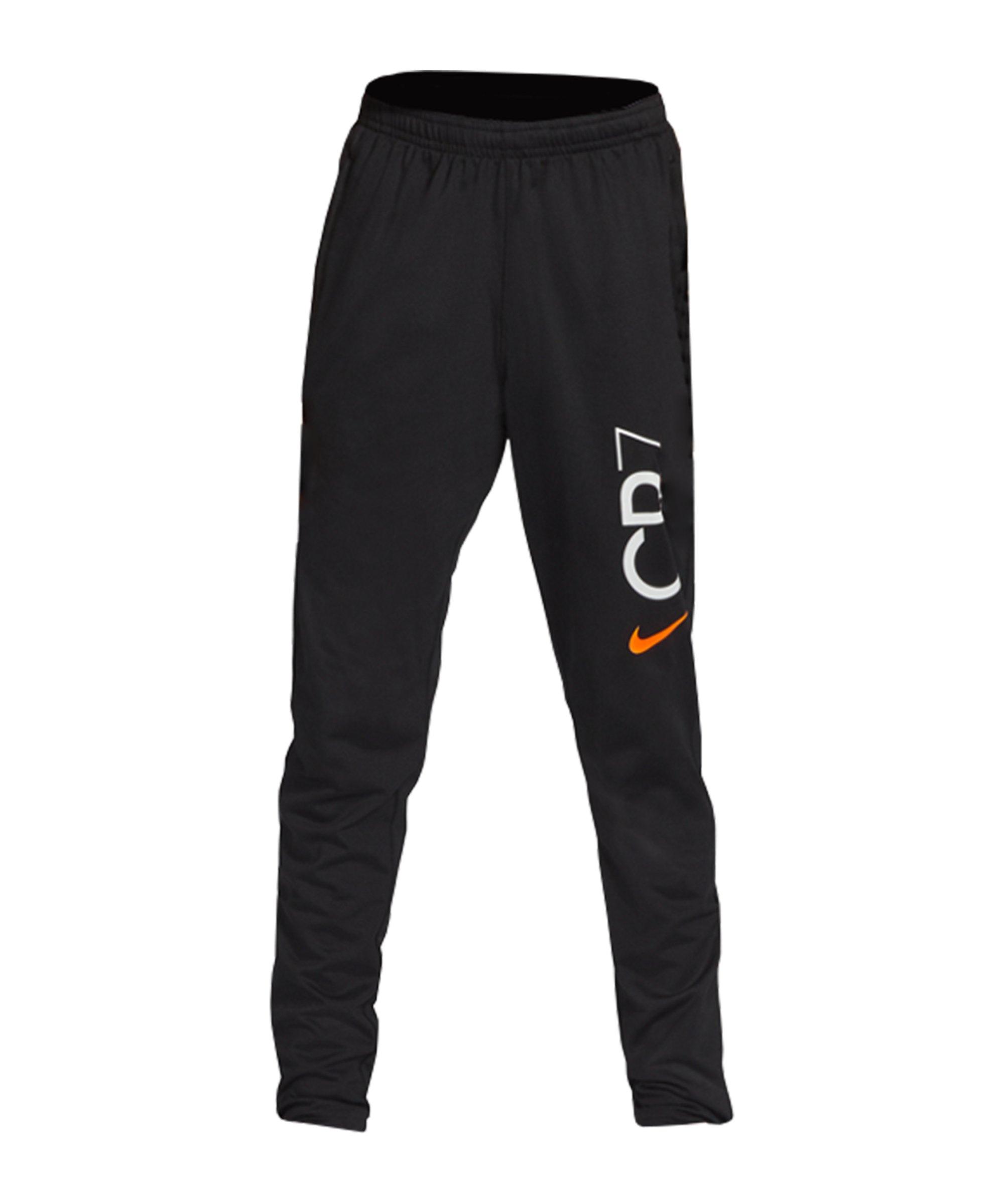 Nike CR7 Trainingshose Kids Schwarz F010 - schwarz