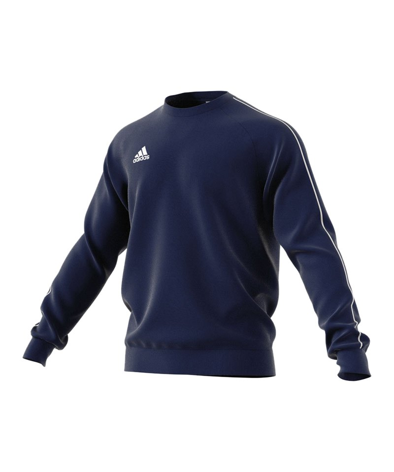 adidas Core 18 Sweat Top Dunkelblau - blau