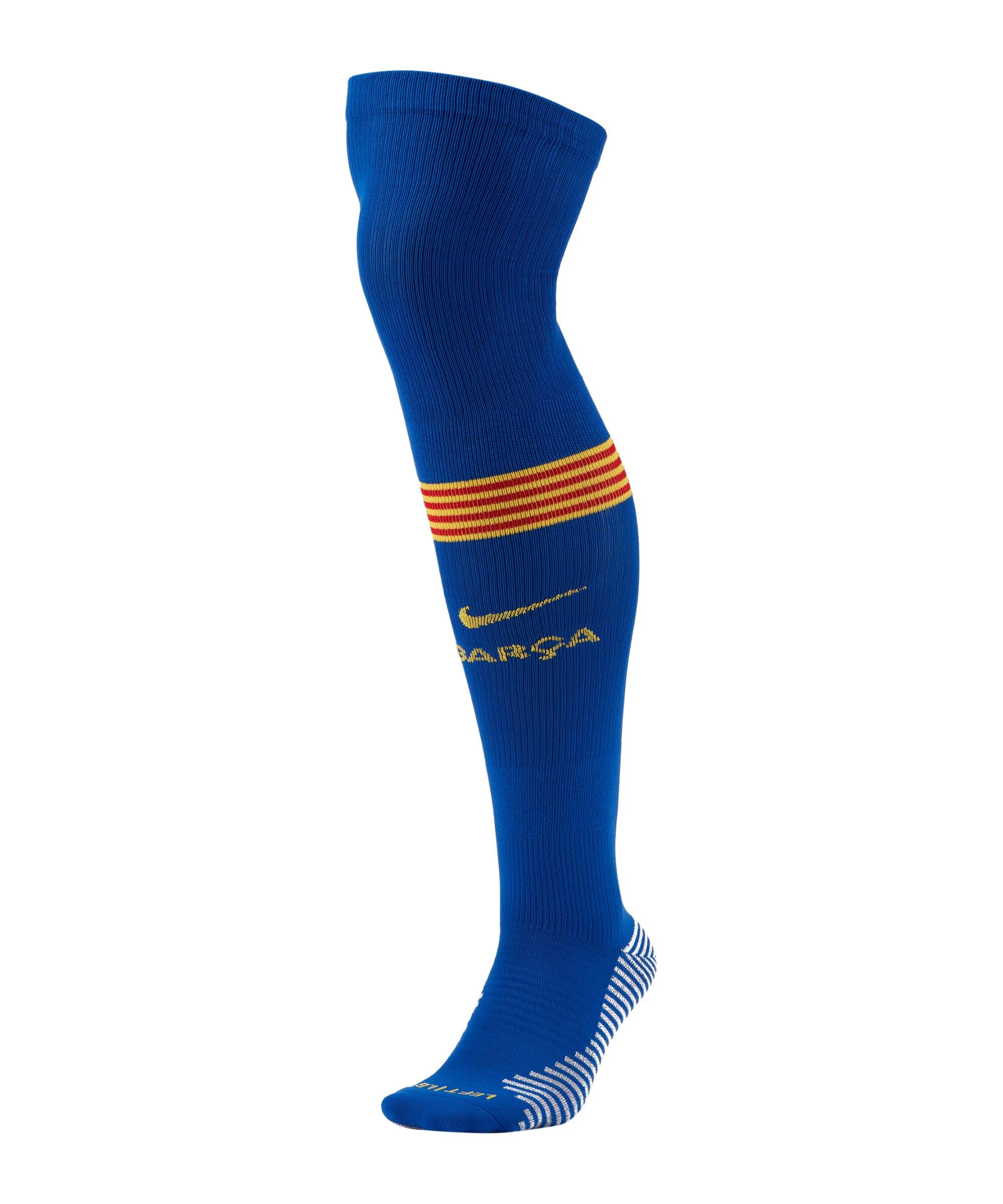 Nike FC Barcelona Stutzen El Clásico 2020/2021 Blau F480 - blau