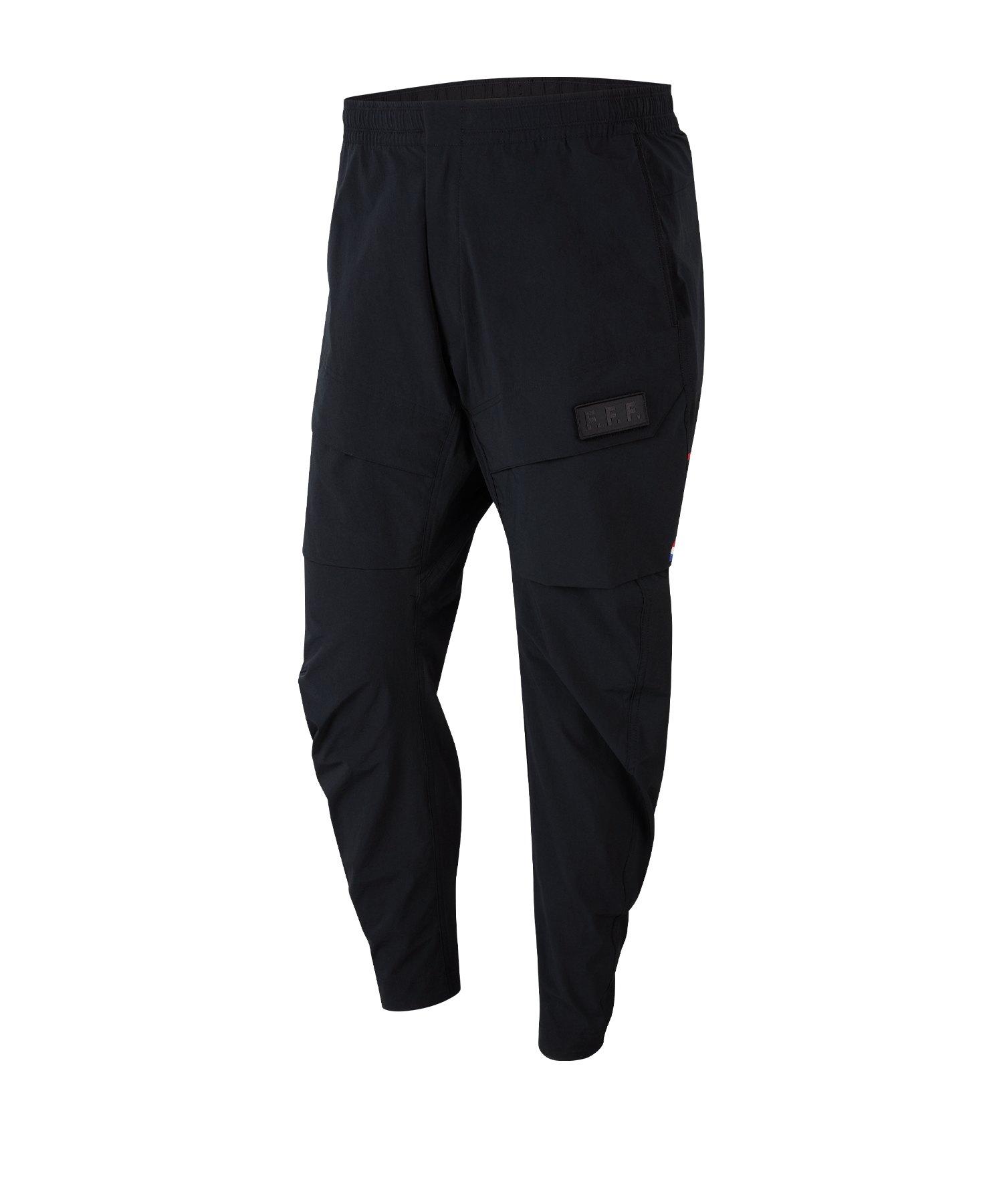 Nike Frankreich Woven Cargo Pant Hose F010 - schwarz