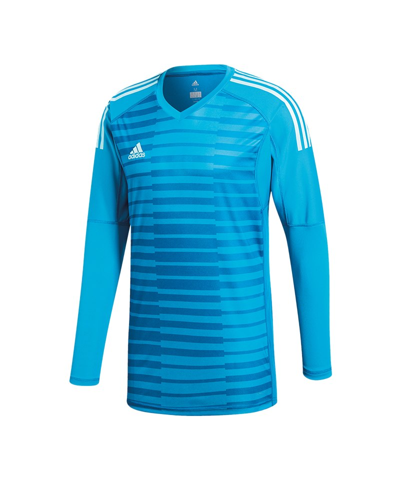 adidas AdiPro 18 Torwarttrikot langarm Blau - blau