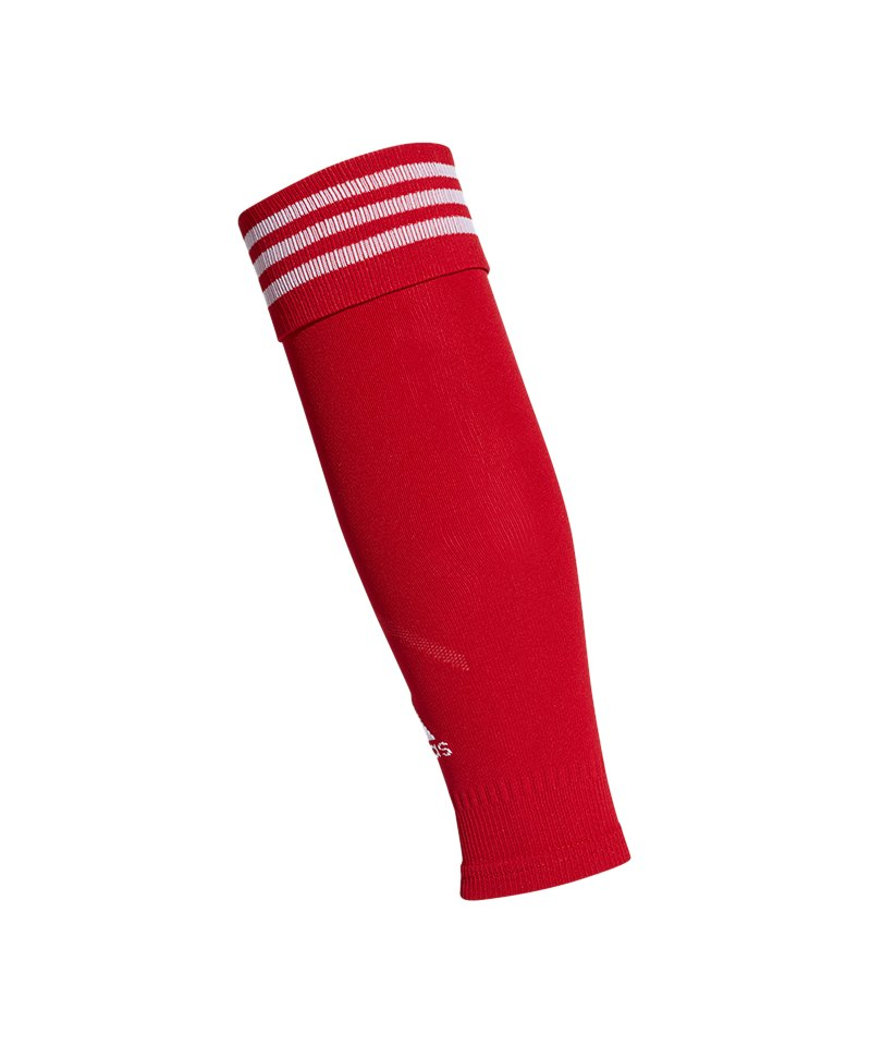 adidas Compression Sleeve Rot Weiss - rot