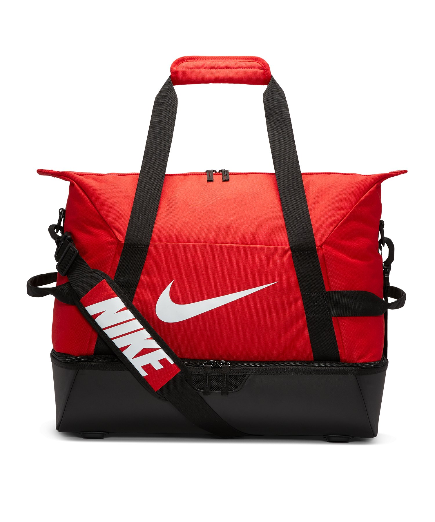 Nike Academy Duffle Tasche Large m.B. Rot F657 - rot