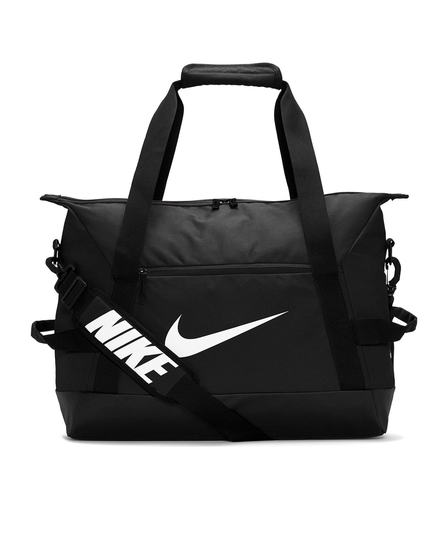 Nike Academy Duffle Tasche Small Schwarz F010 - schwarz