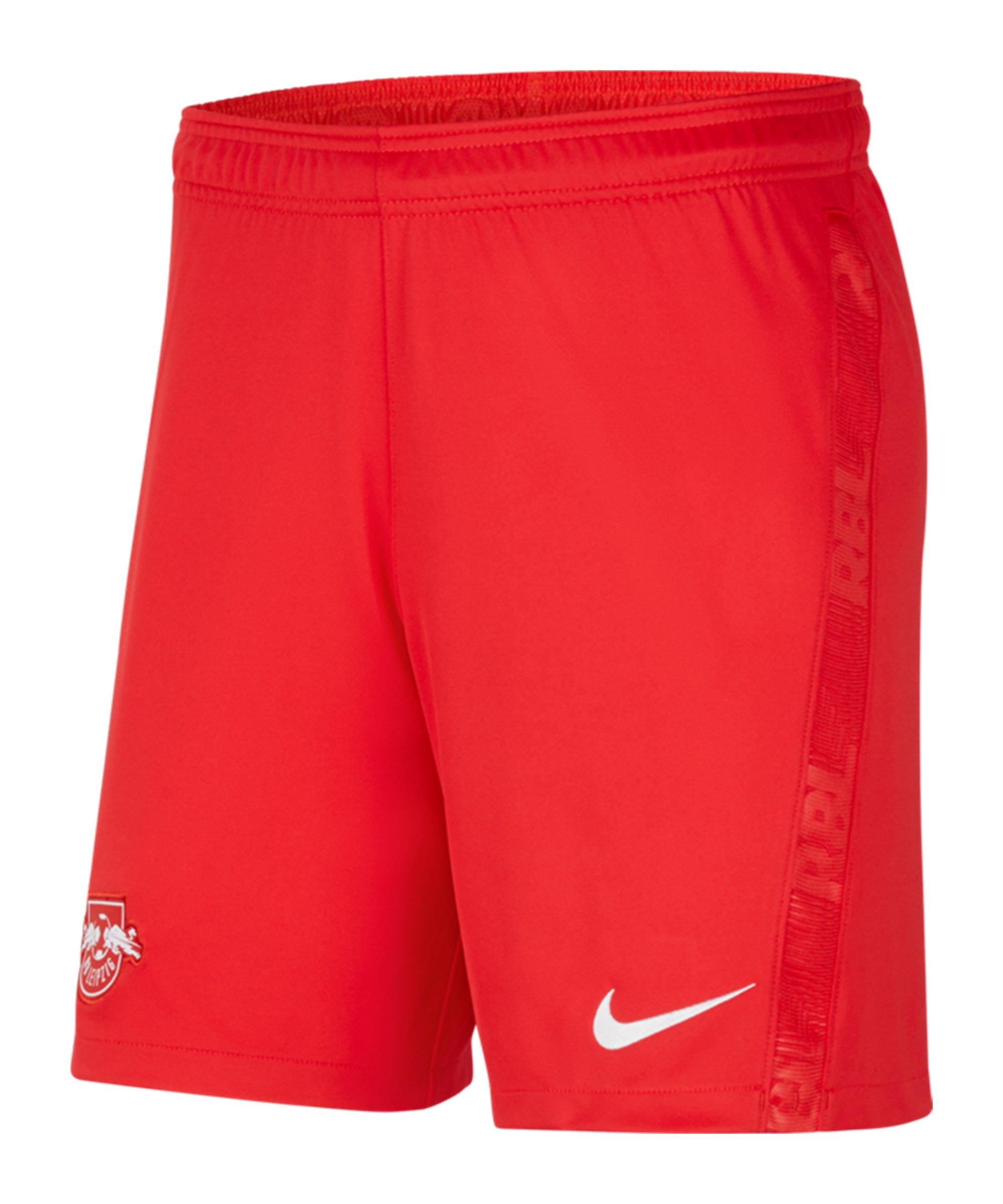 Nike RB Leipzig Short Home 2021/2022 Rot F679 - rot