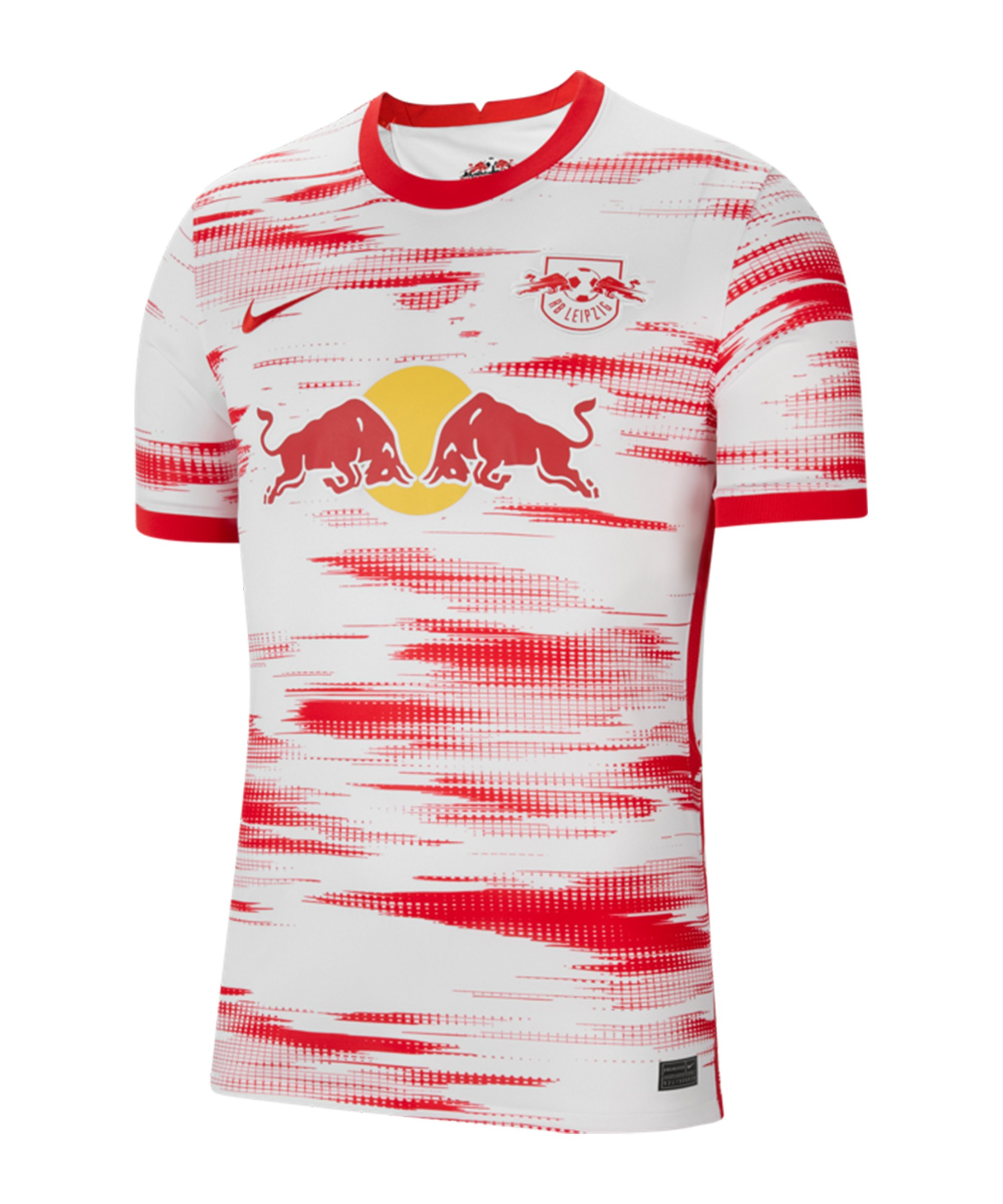 Nike RB Leipzig Trikot Home 2021/2022 Kids F101 - weiss