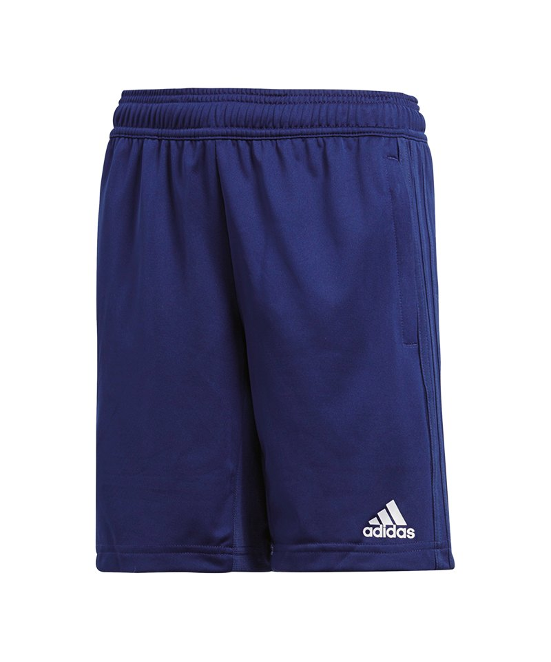 adidas Condivo 18 Training Short Kids Dunkelblau - blau