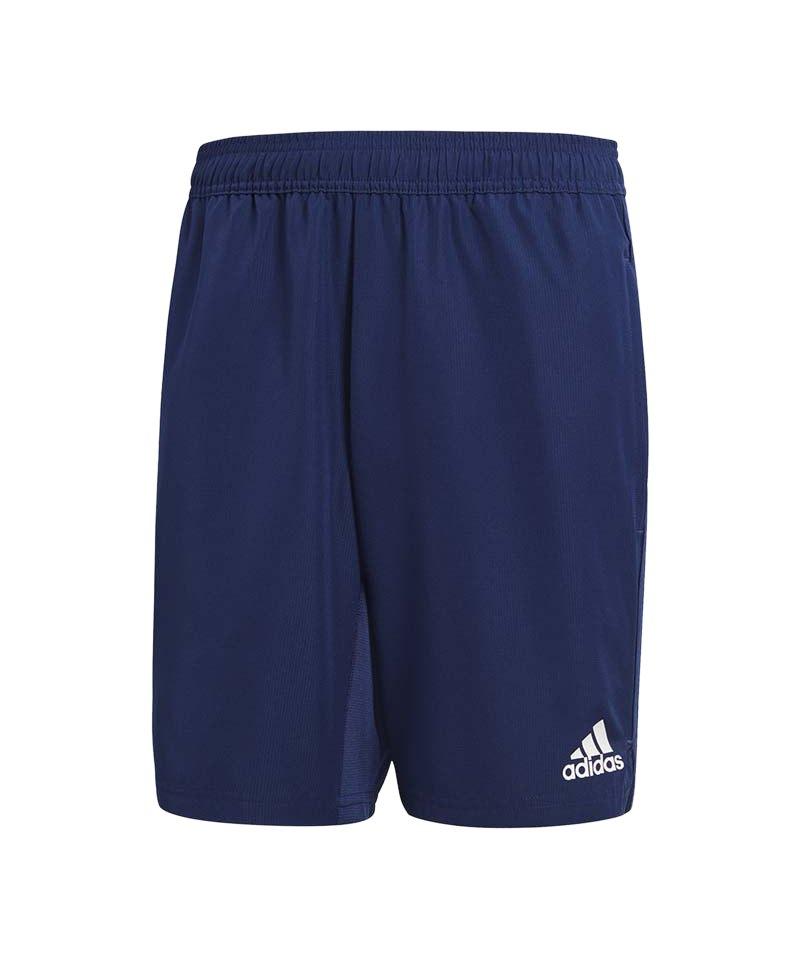 adidas Condivo 18 Woven Short Dunkelblau Weiss - blau