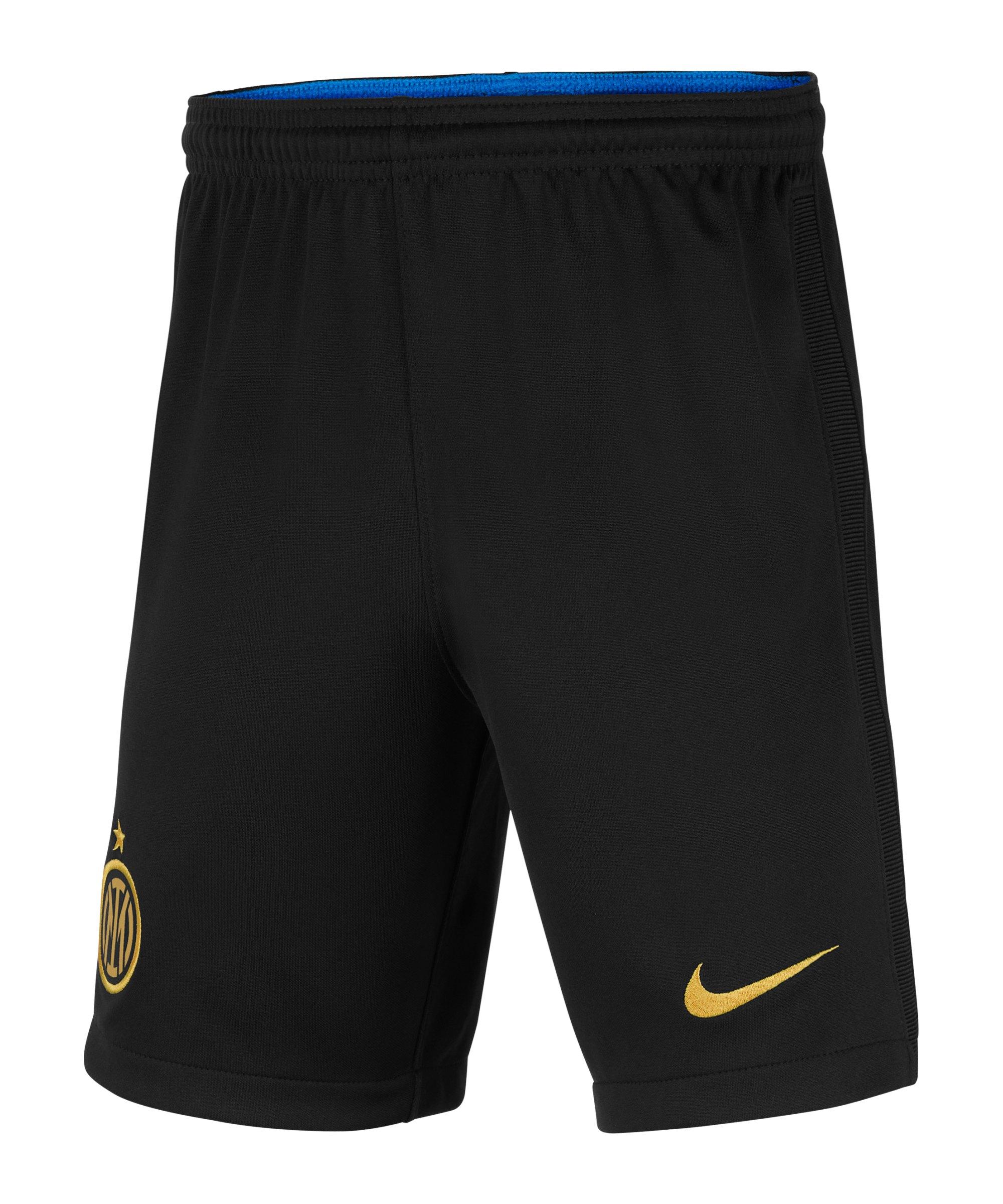 Nike Inter Mailand Short Home/Away 2021/2022 Kids F010 - schwarz