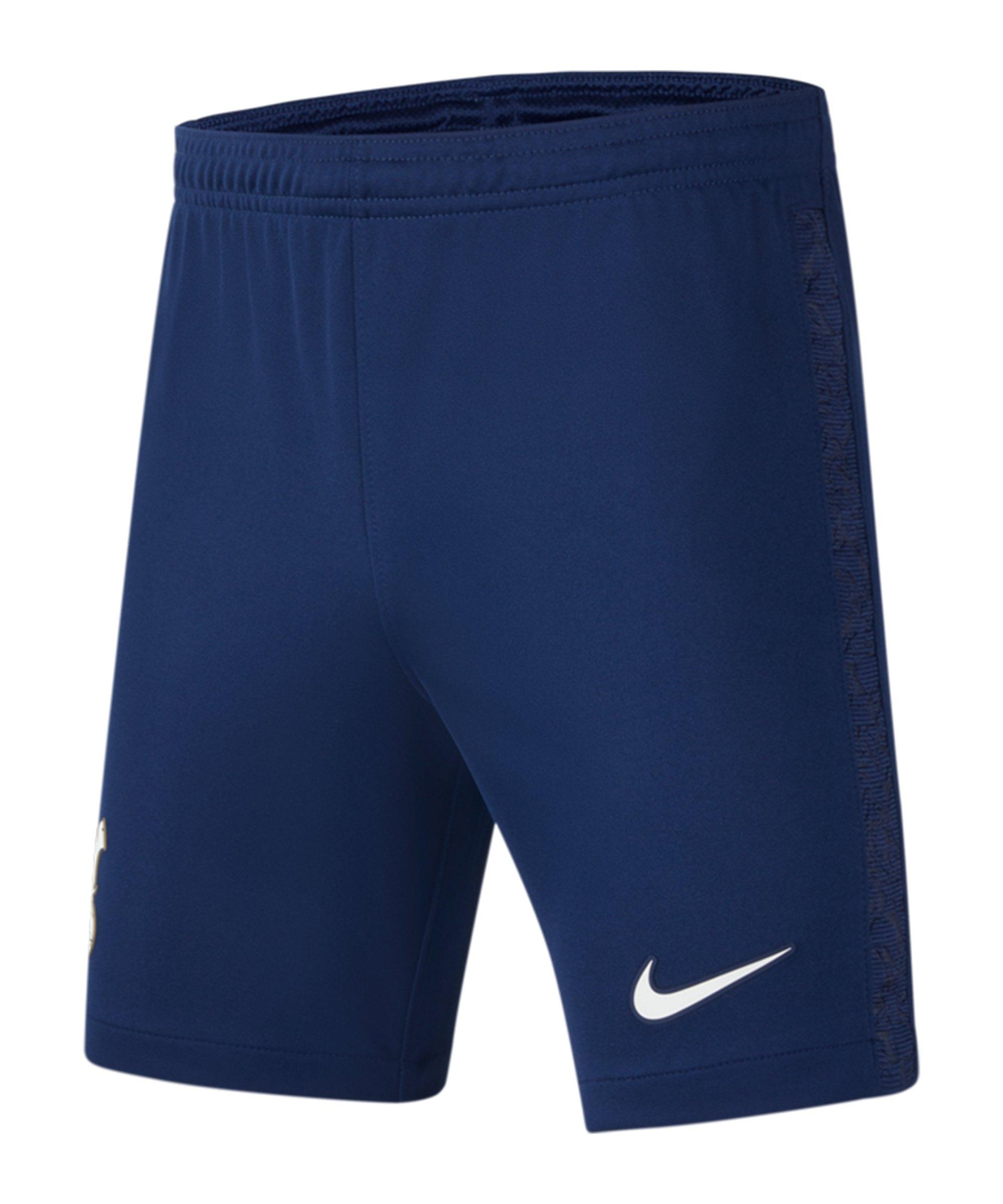 Nike Tottenham Hotspur Short Home 2021/2022 Kids F429 - blau