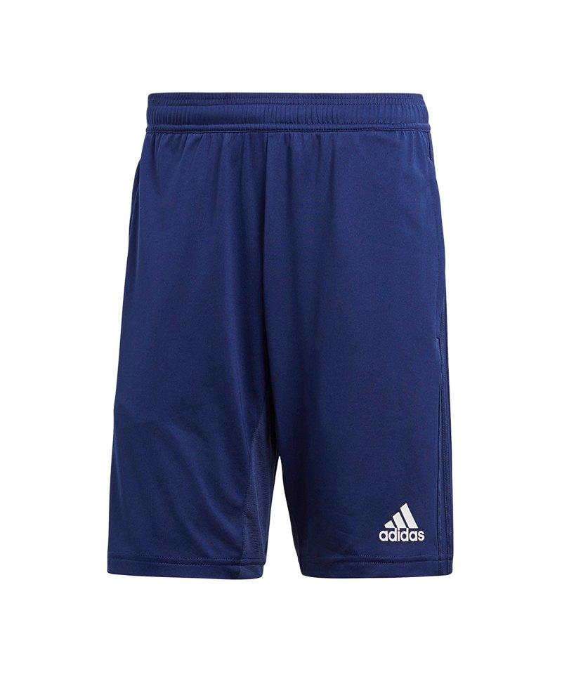 adidas Condivo 18 Training Short Blau - blau