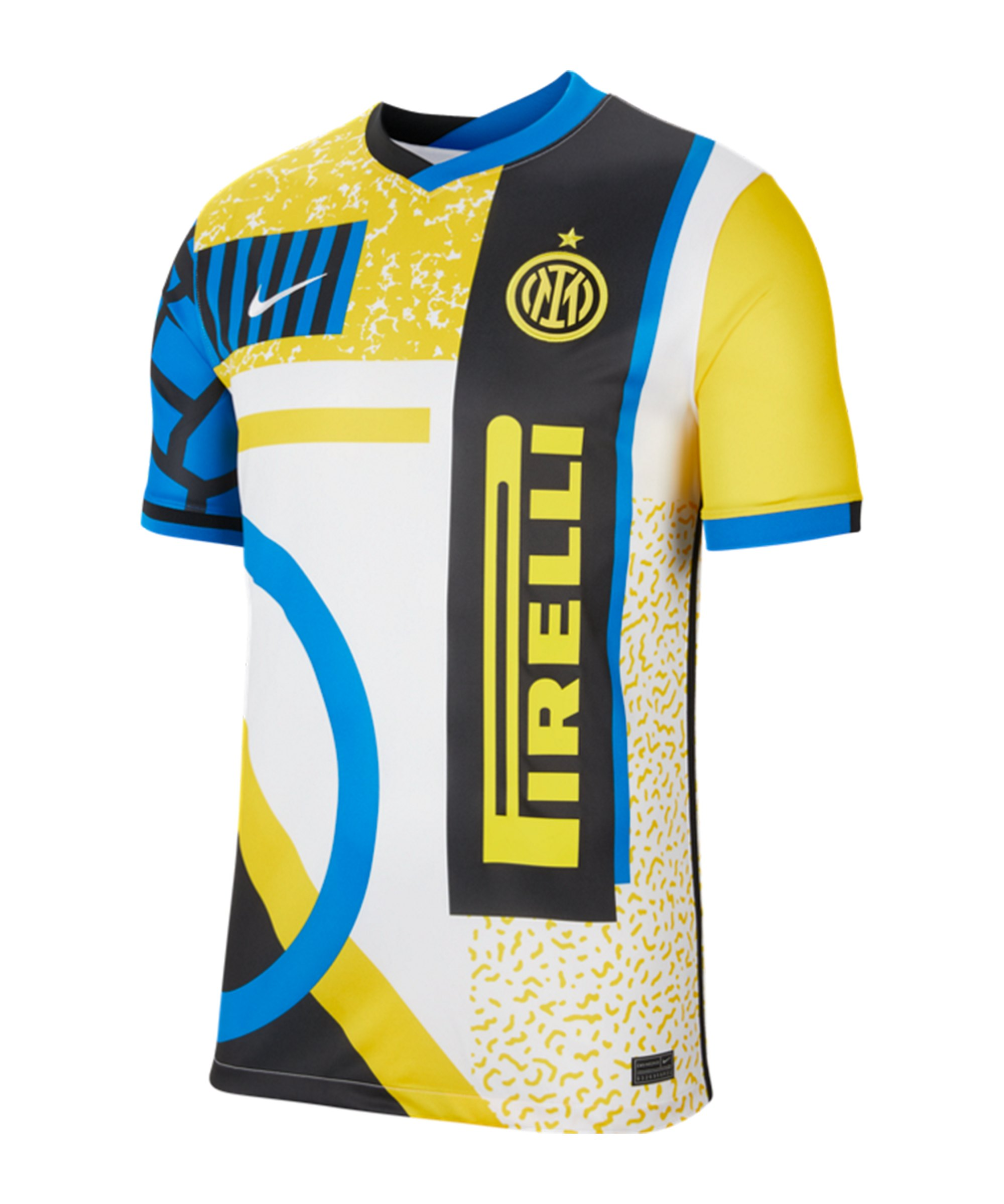 Nike Inter Mailand Trikot 4th 2020/2021 F101 - weiss