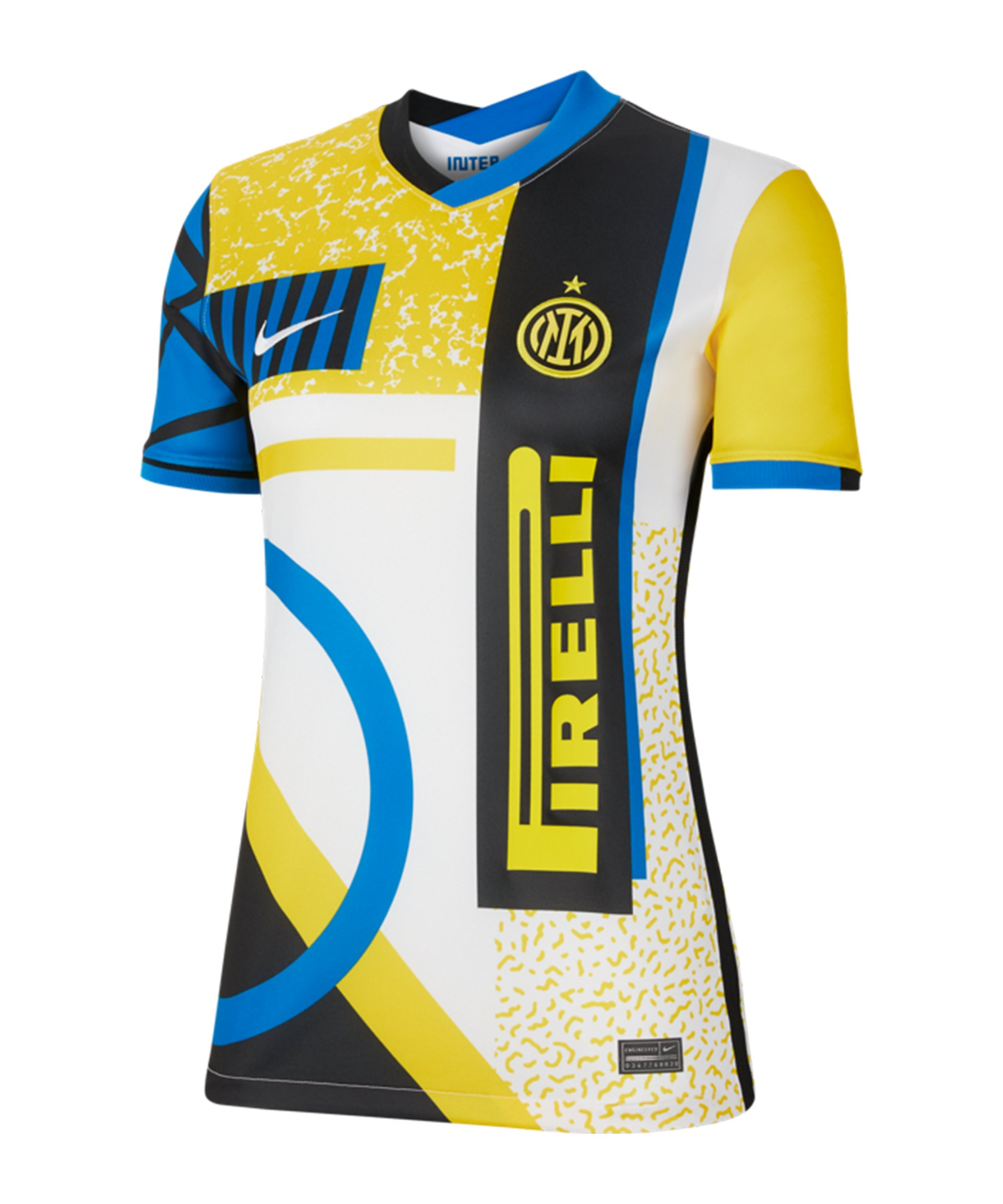 Nike Inter Mailand Trikot 4th 2020/2021 Damen F101 - weiss
