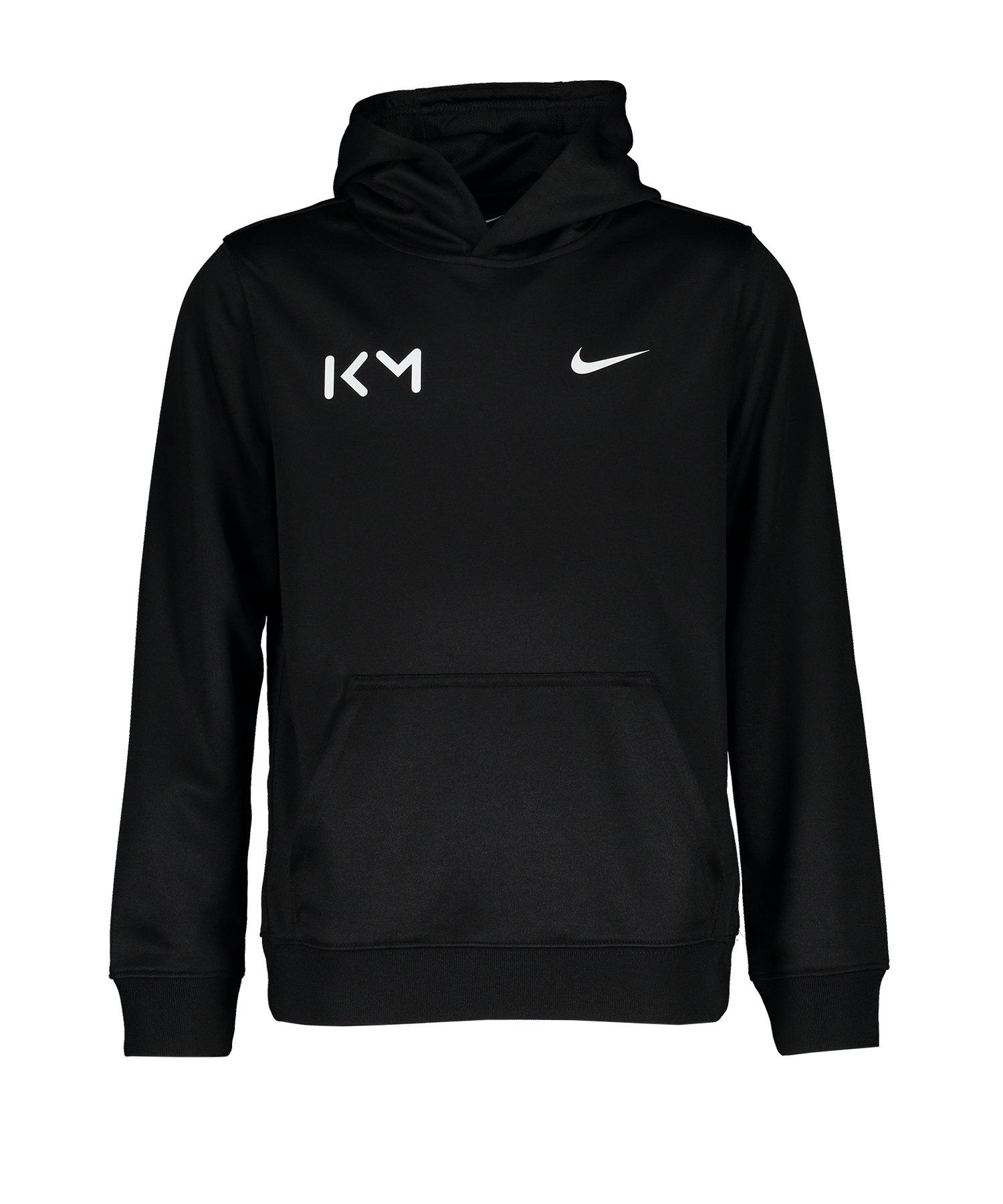 Nike Trainingssweat langarm Kids Schwarz F010 - schwarz