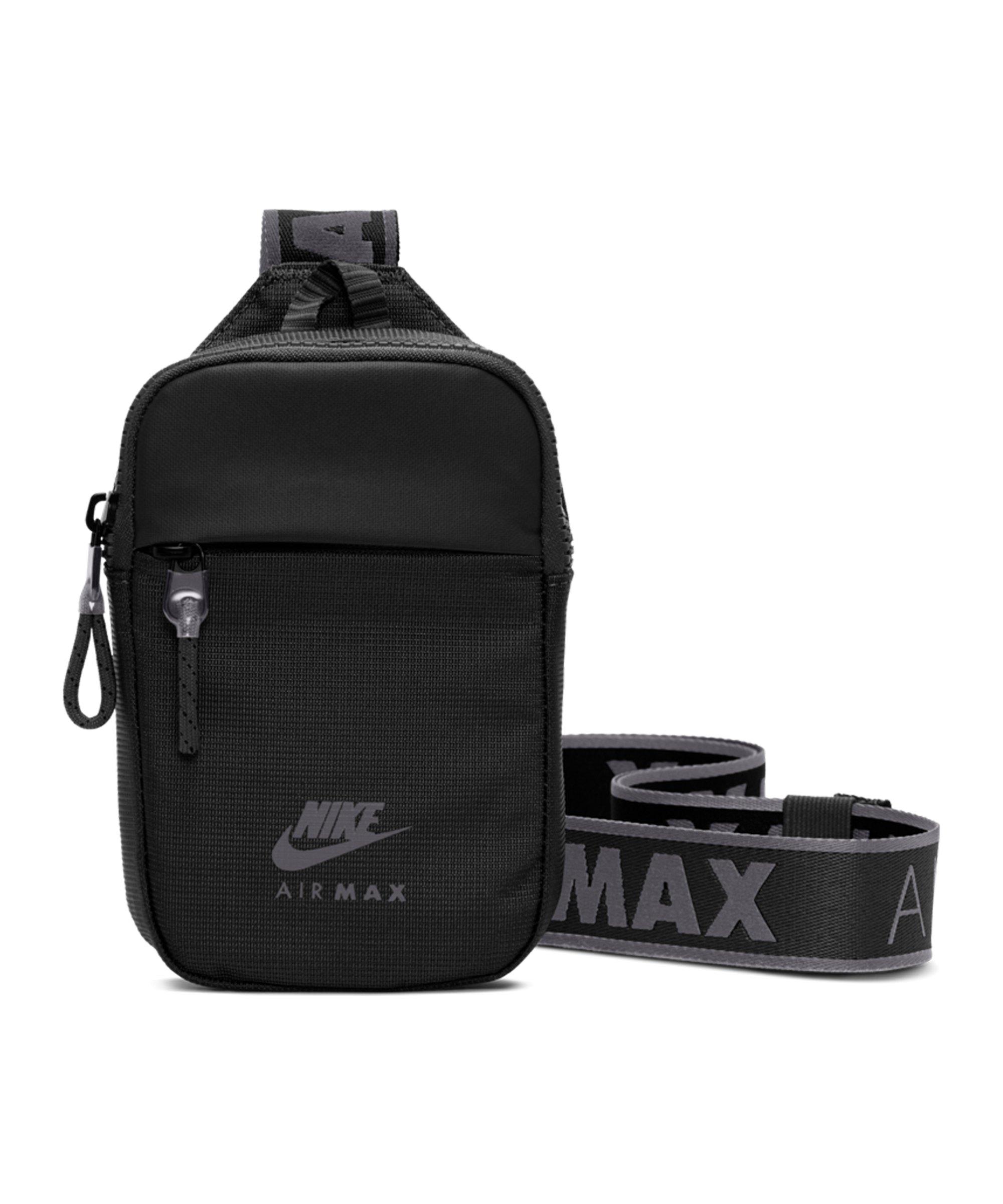 Nike Essential Smit Air Tasche Schwarz F010 - schwarz