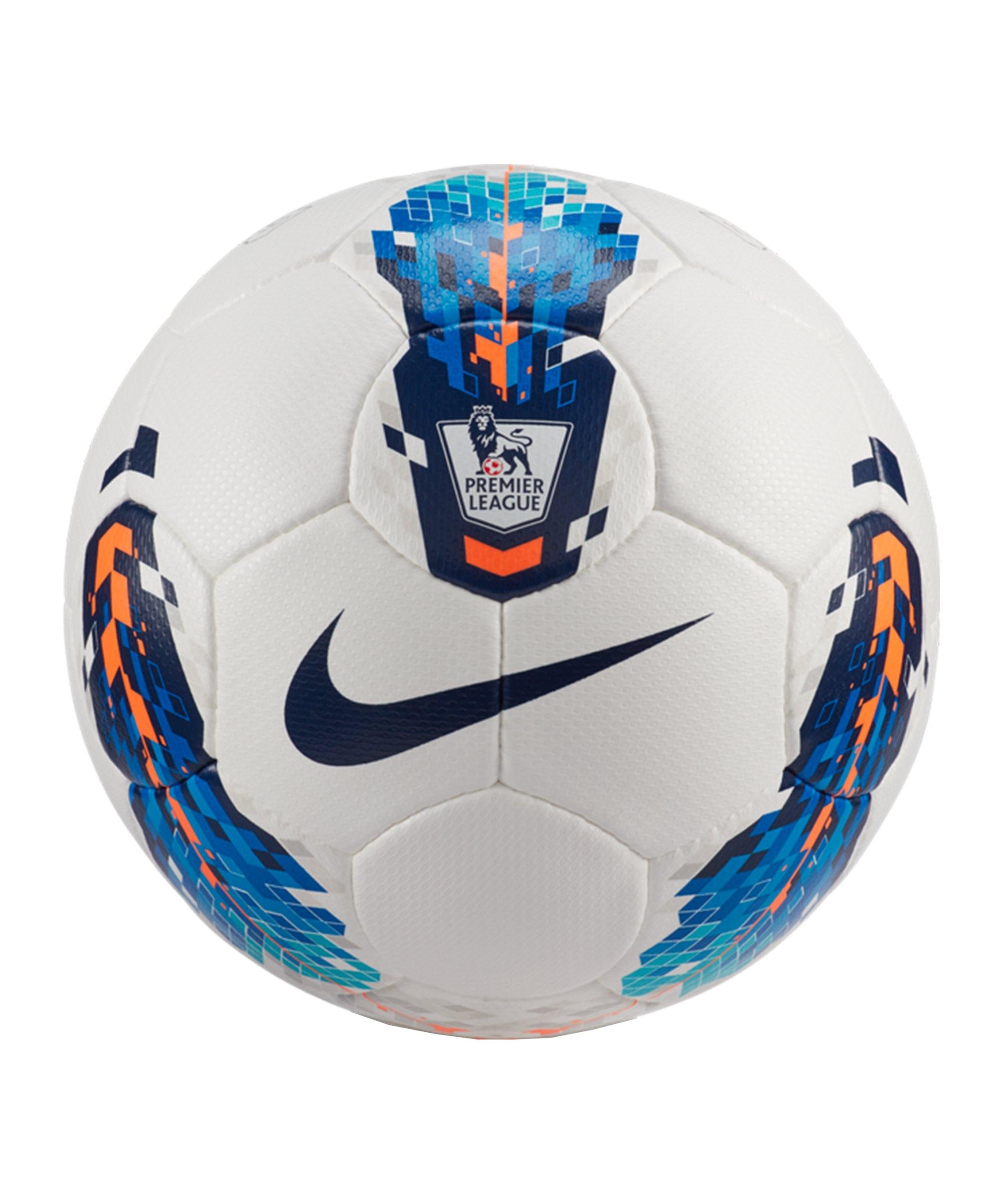 Nike Seitiro Premier League Spielball Weiss F100 - weiss