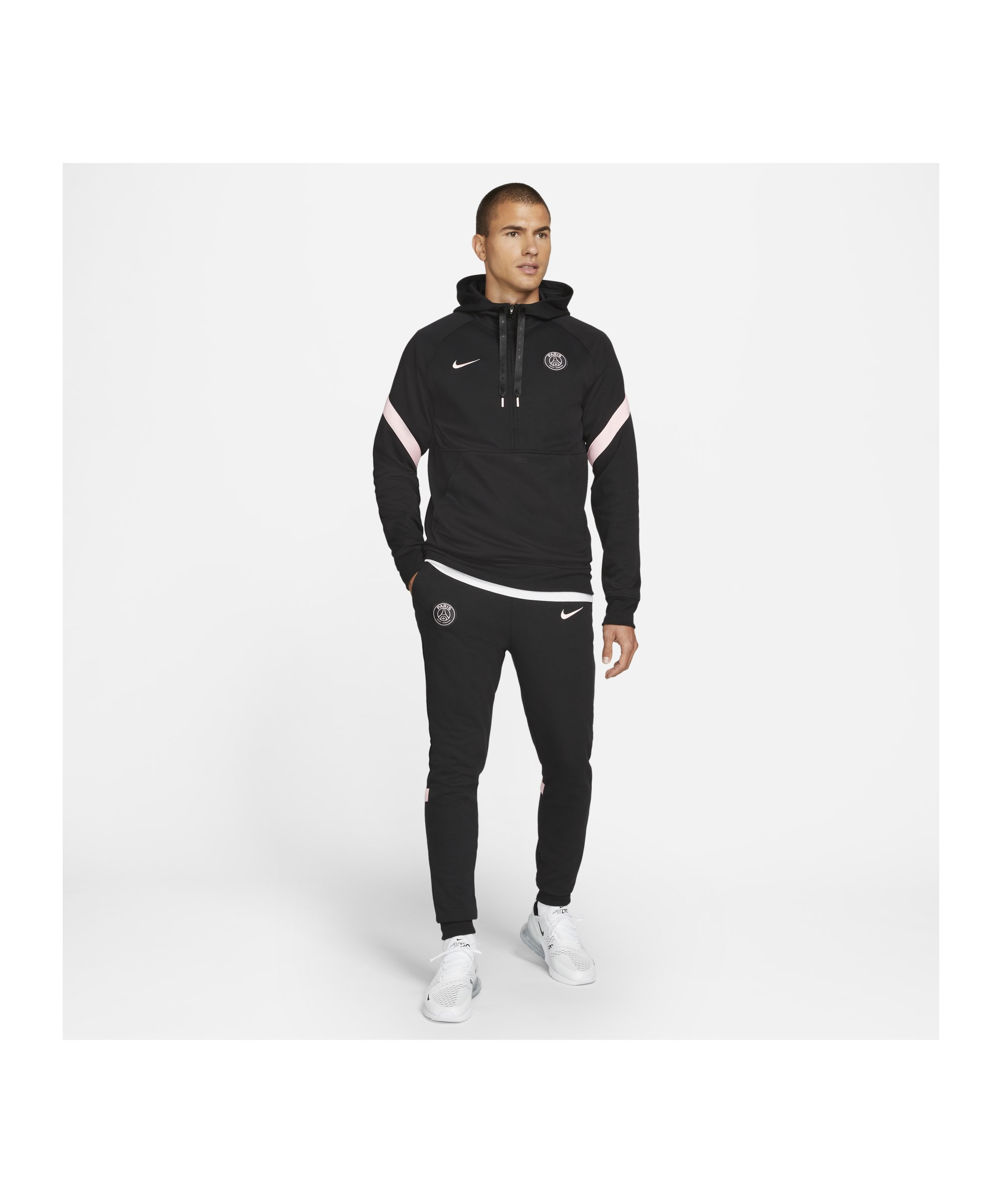 Nike Paris St. Germain Travel Trainingshose F010 - schwarz