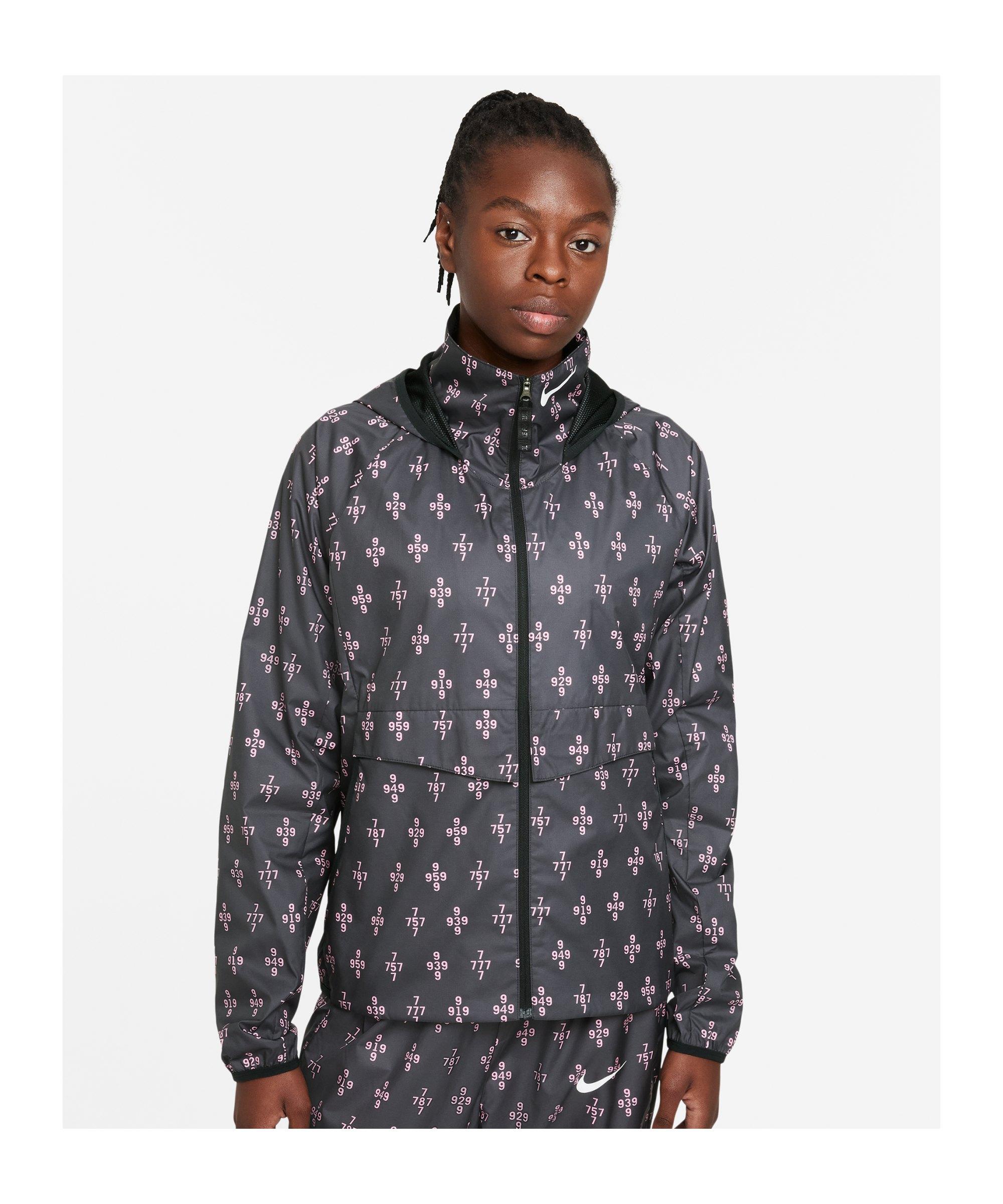 Nike Paris St. Germain Trainingsjacke Damen F010 - schwarz