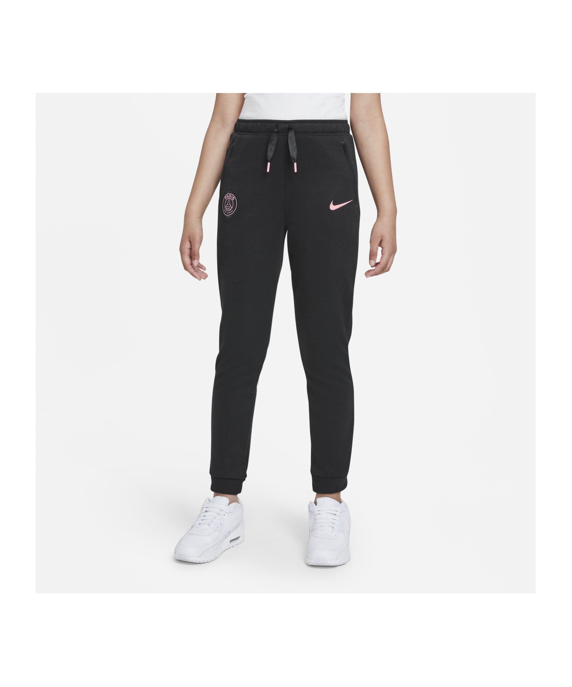 Nike Paris St. Germain Travel Trainingshose K F010 - schwarz