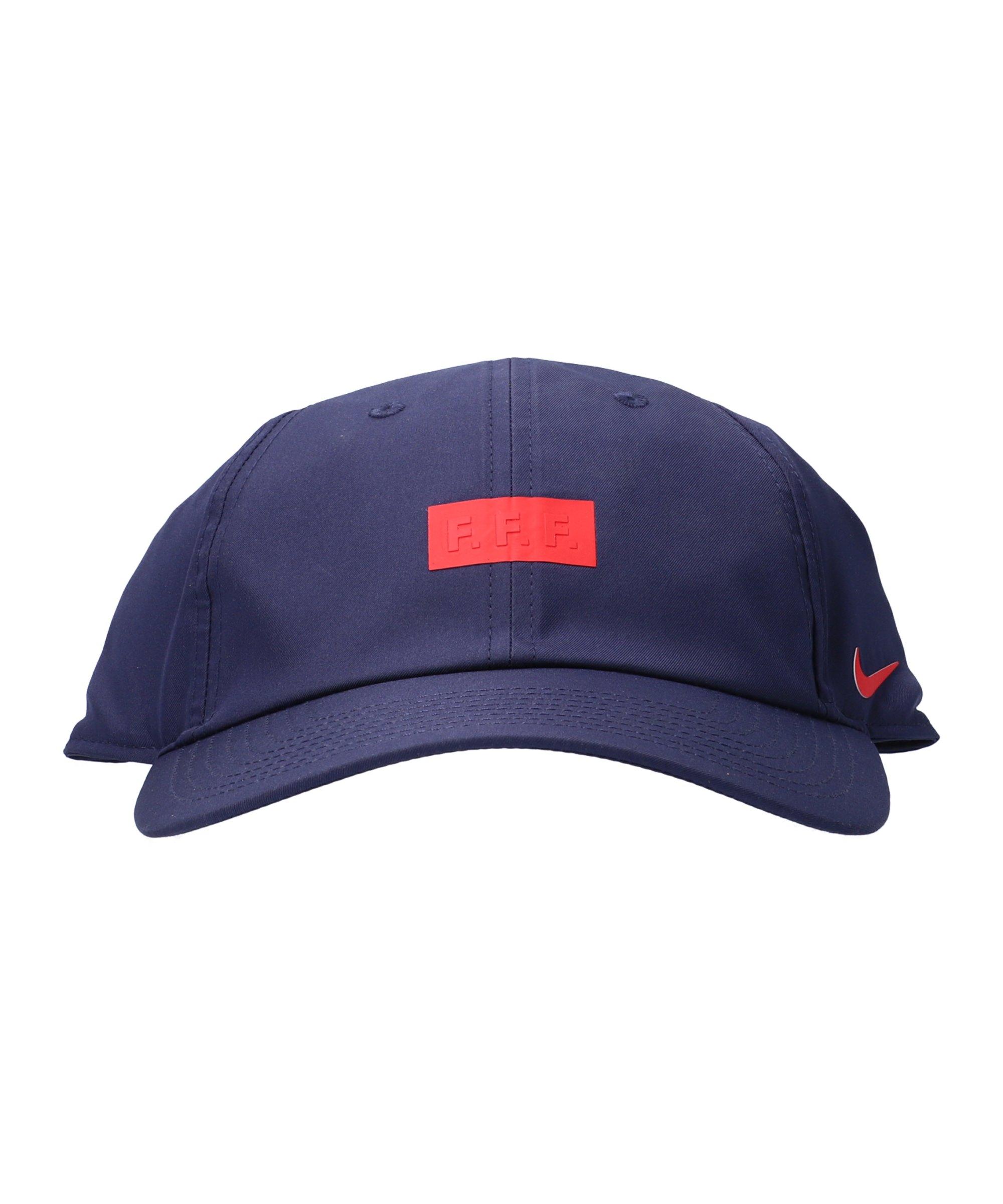 Nike Frankreich Dry H86 Cap Blau F498 - blau