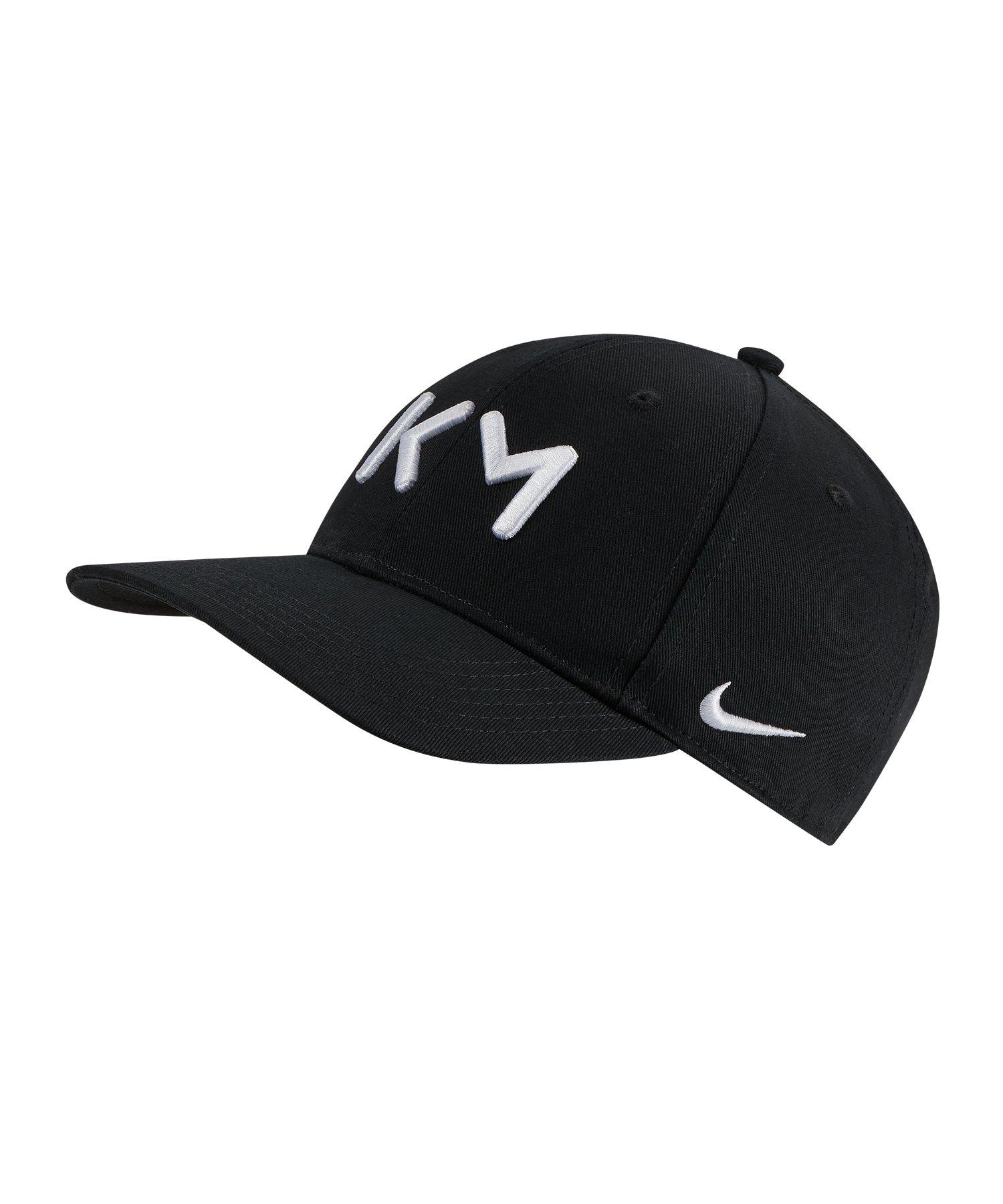 Nike Kylian Mbappe Legacy 91 Cap Kappe Kids F010 - schwarz