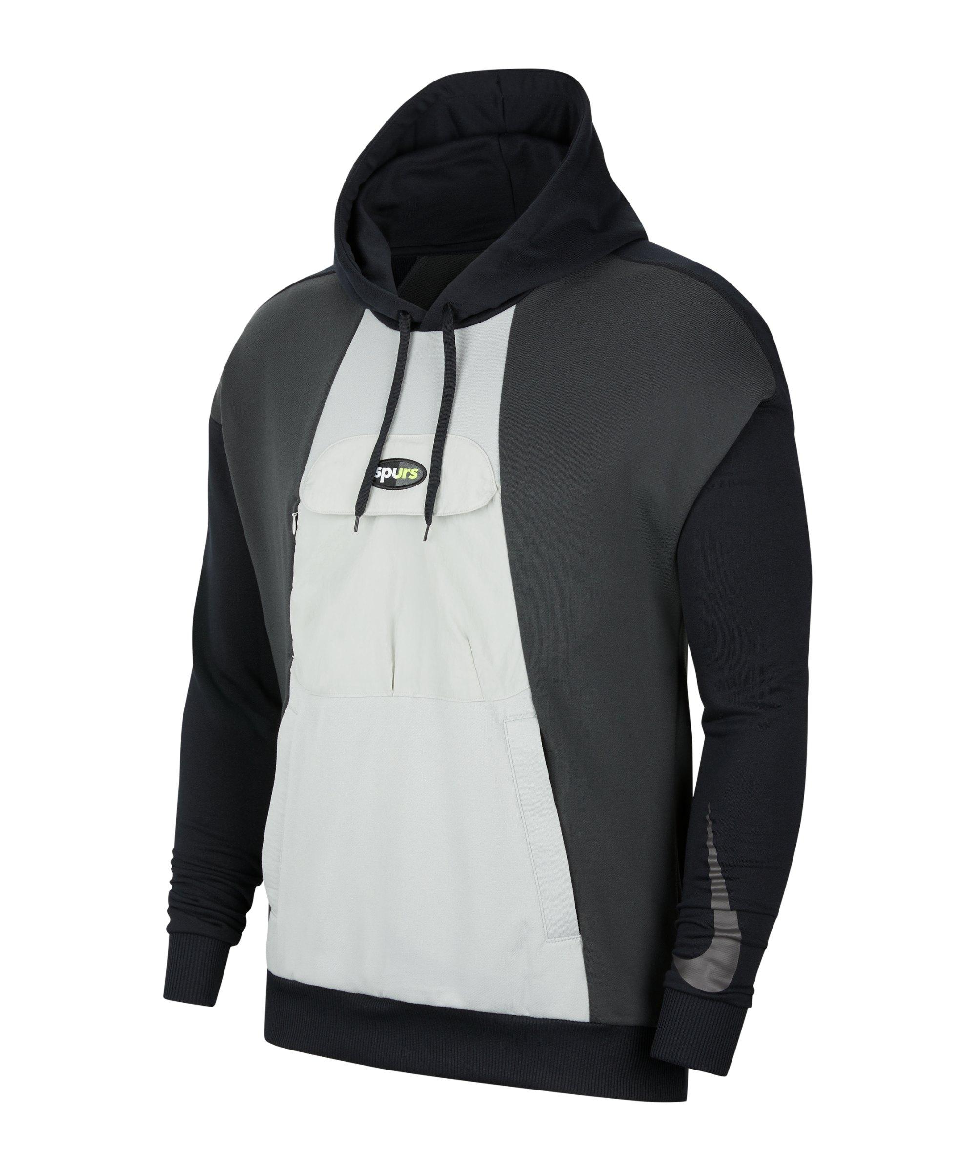 Nike Tottenham Hotspur Hoody Grau F070 - grau
