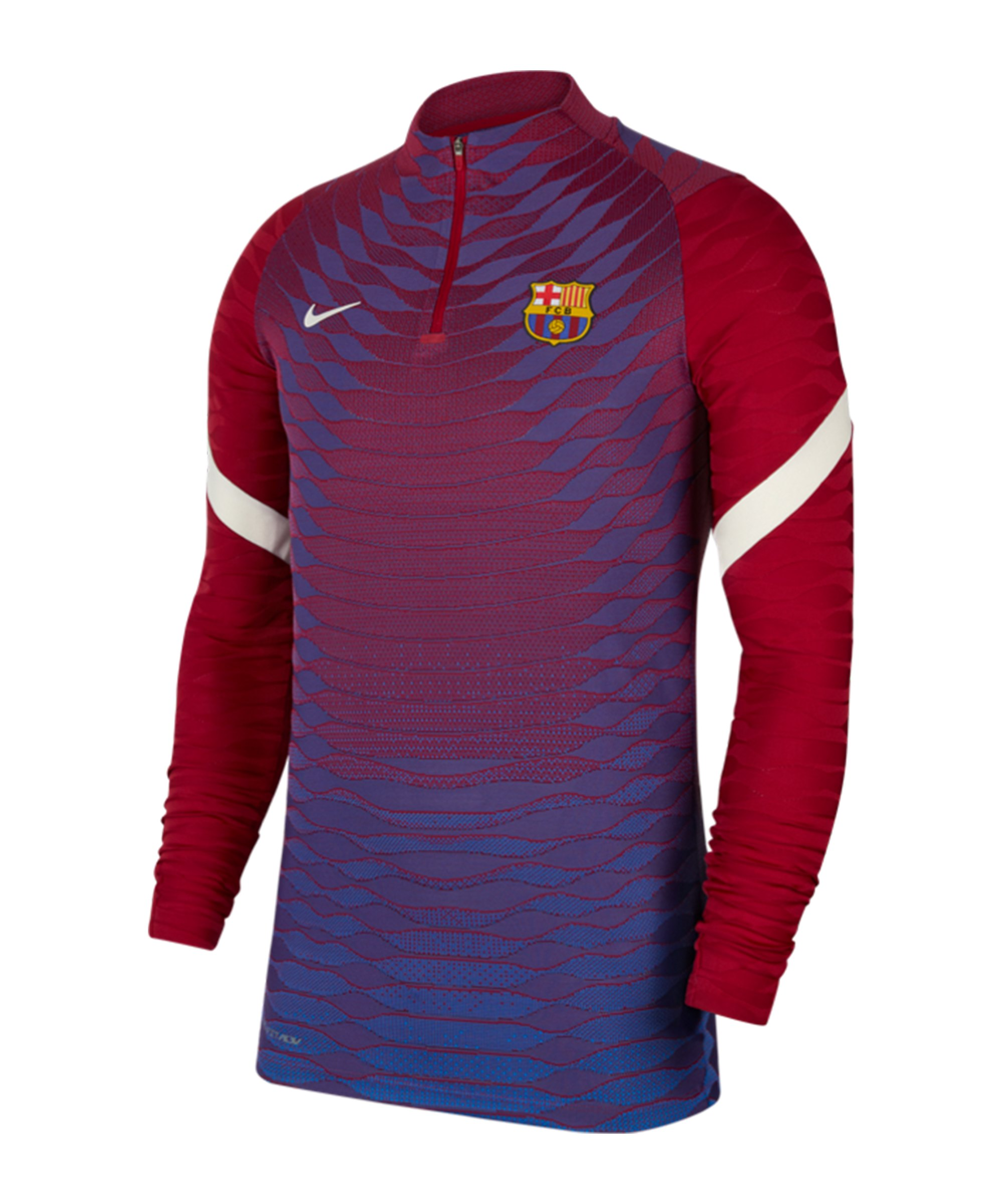 Nike FC Barcelona ADV Elite Drill Sweatshirt F621 - rot