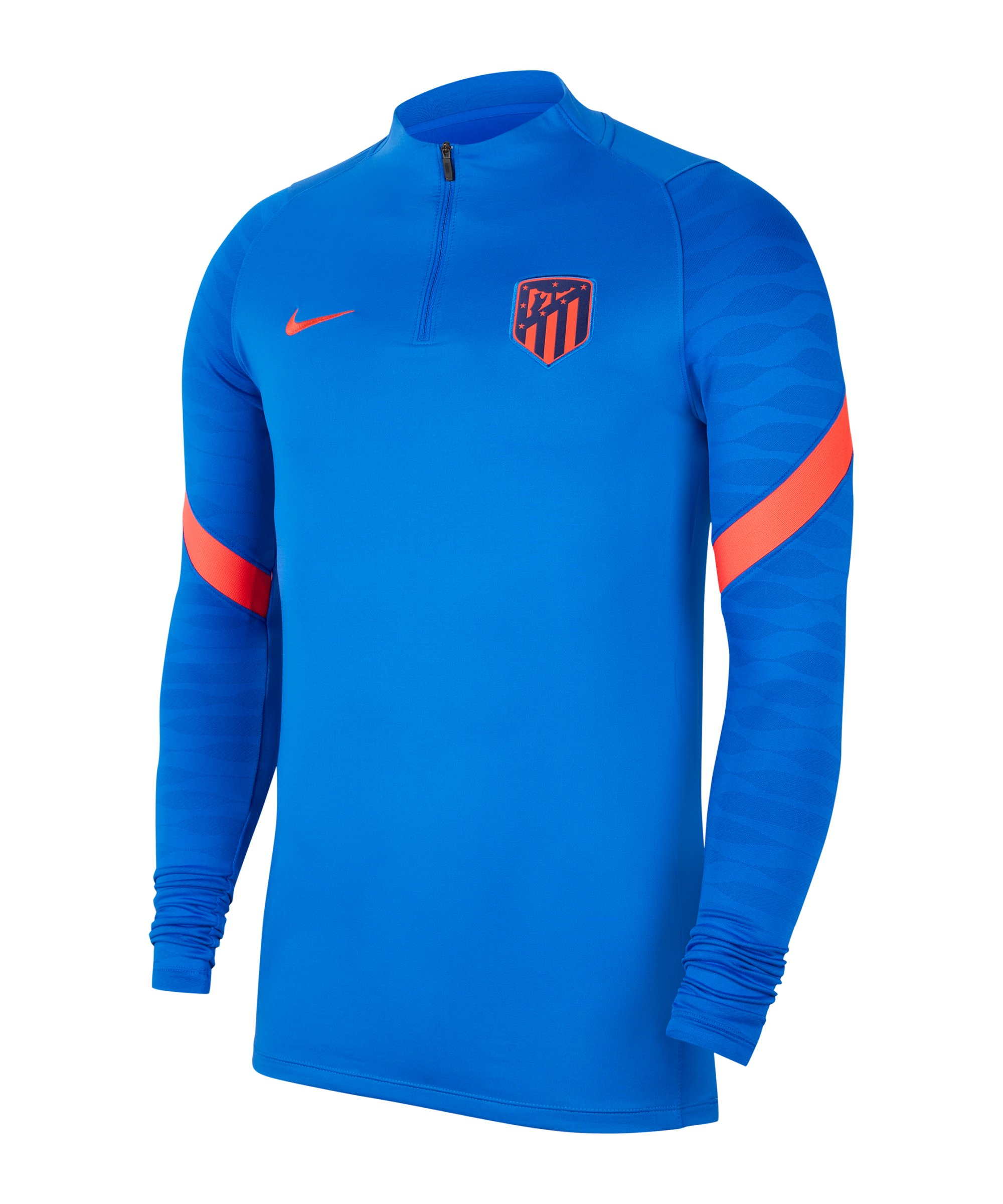 Nike Atletico Madrid Drill Top Sweatshirt F440 - blau