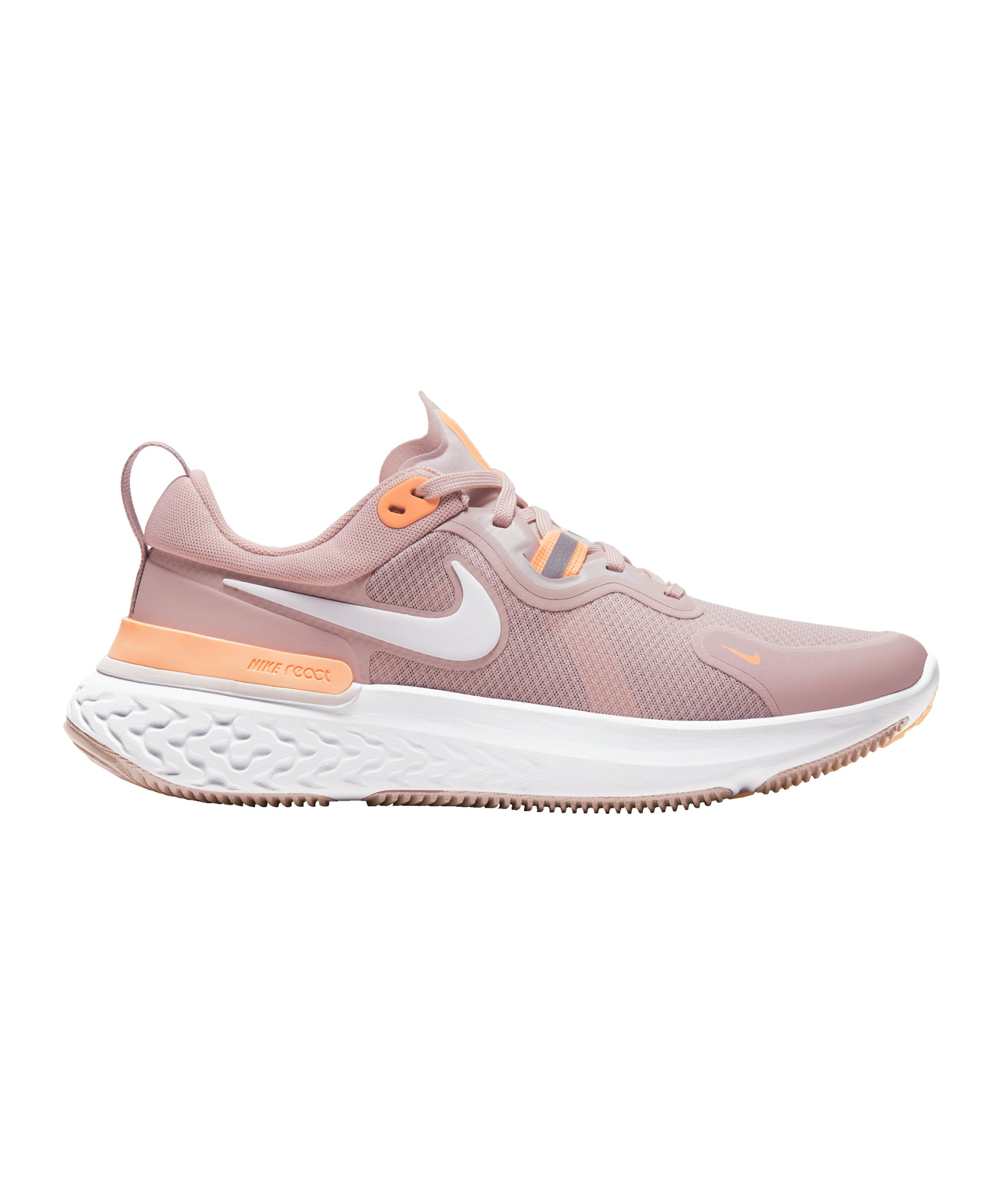 Nike React Miler Running Damen Rosa F602 - rosa
