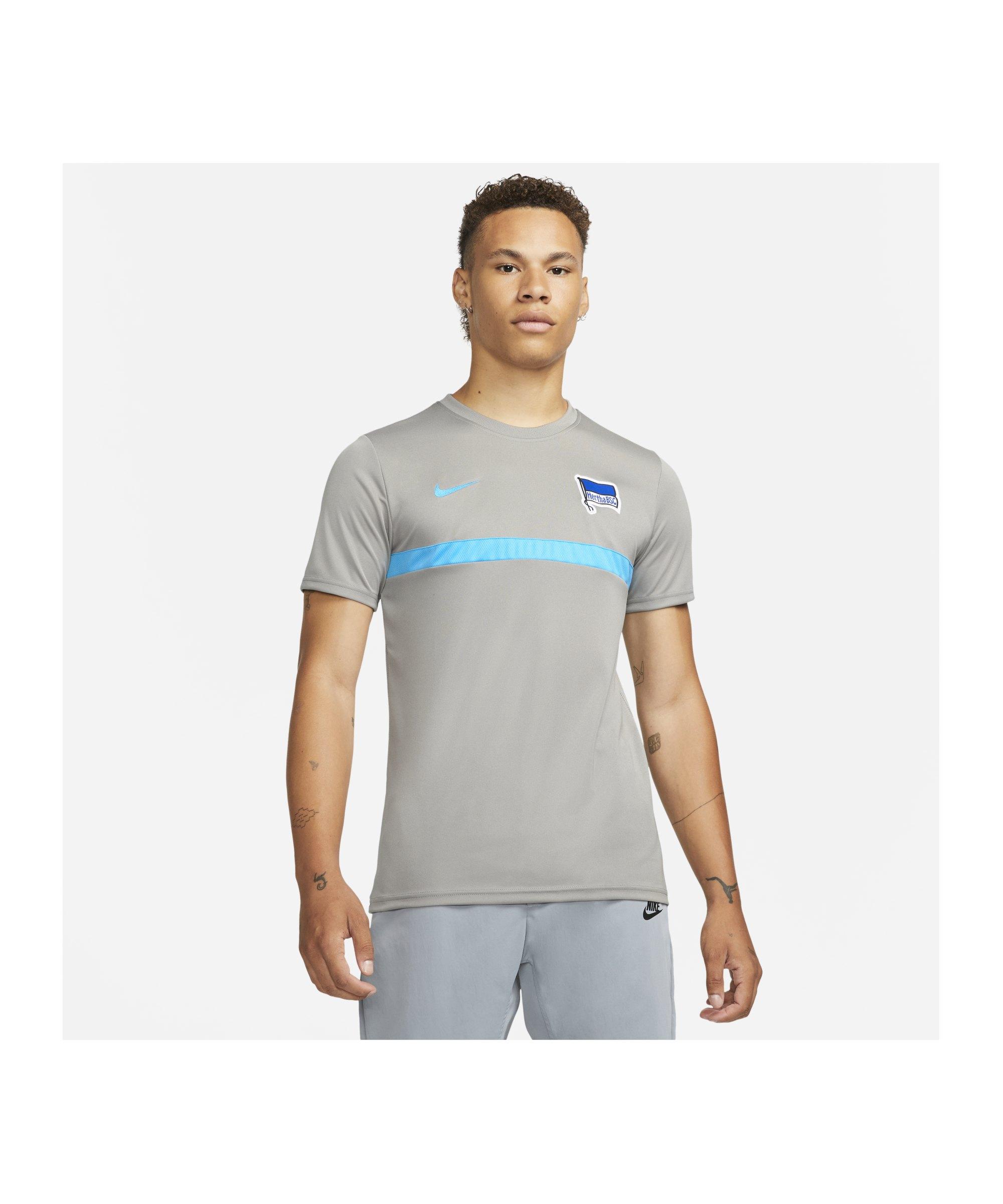Nike Hertha BSC Pro Trainingsshirt F003 - blau