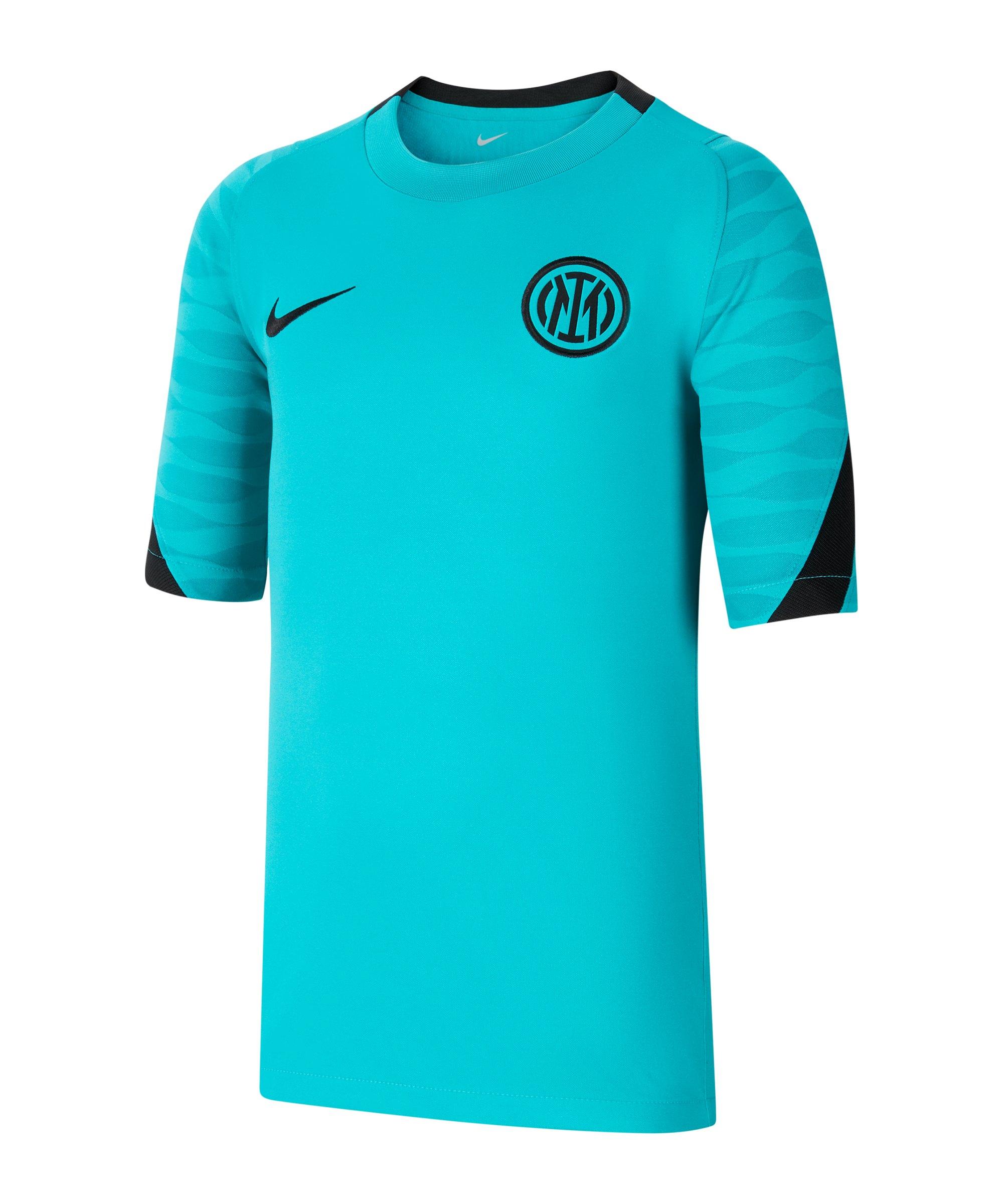 Nike Inter Mailand Trainingsshirt Kids Grün F311 - gruen