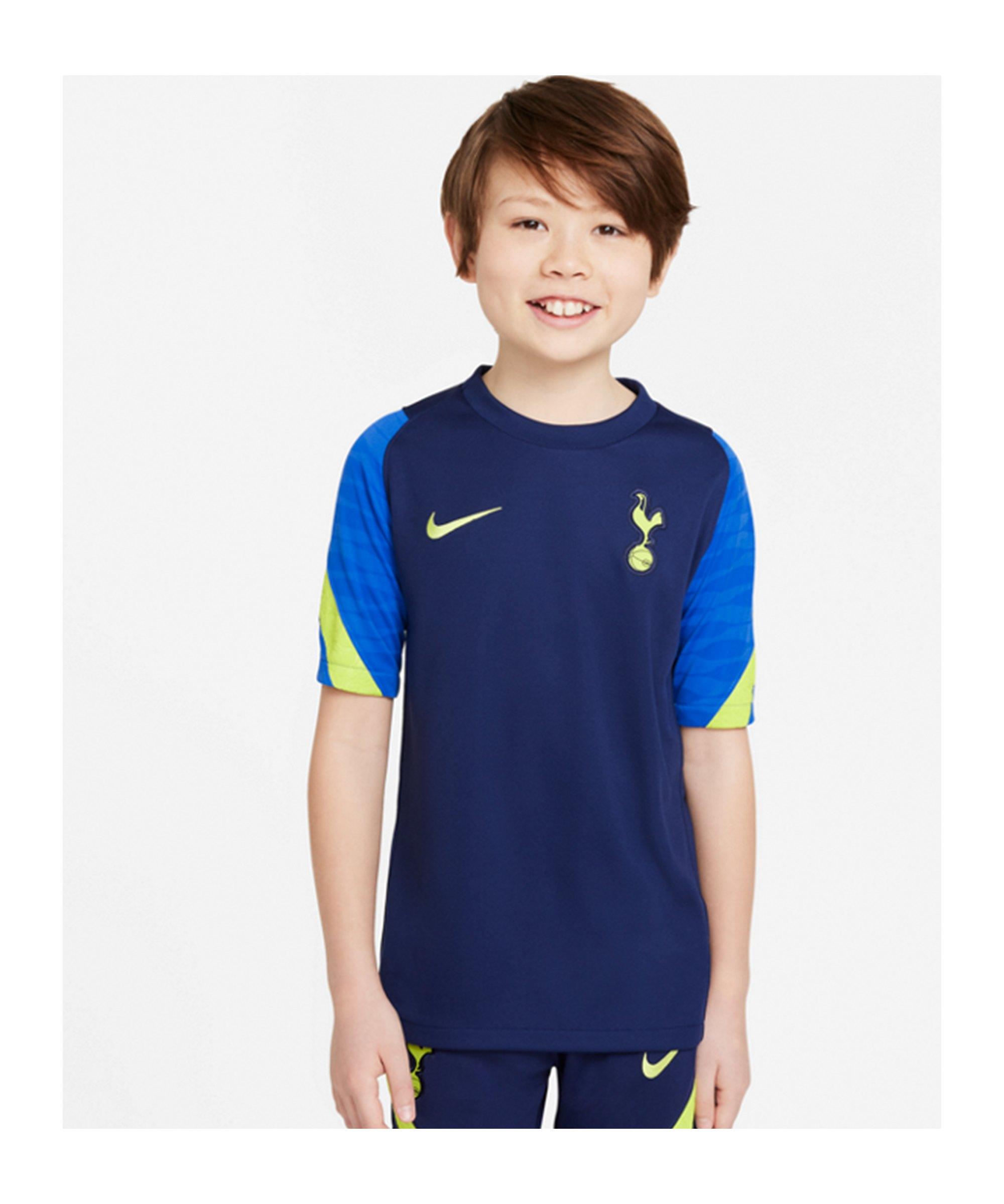 Nike Tottenham Hotspur Strike T-Shirt Kids F429 - blau