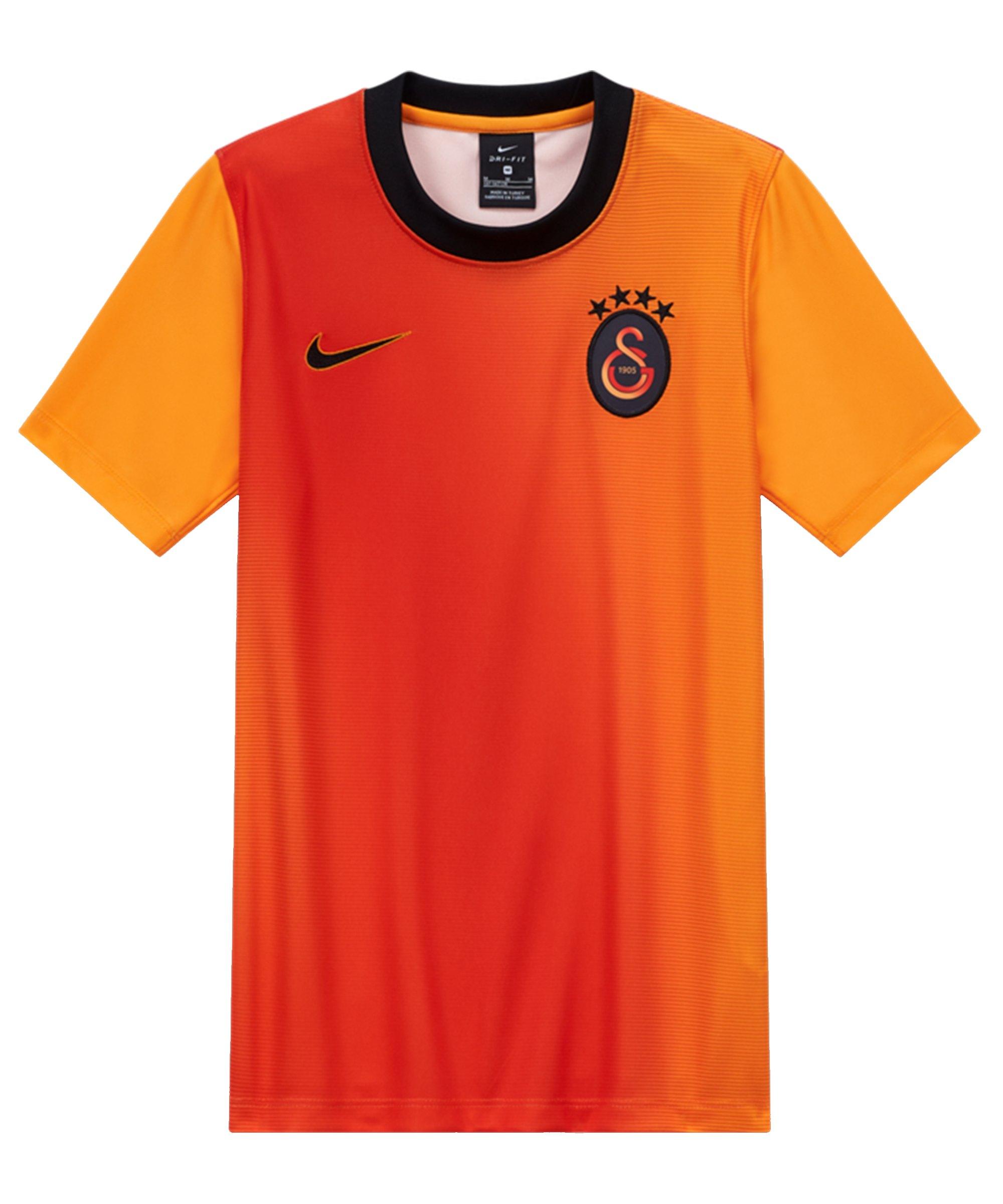 Nike Galatasaray Istanbul Trikot 3rd 2021/2022 Kids F836 - orange