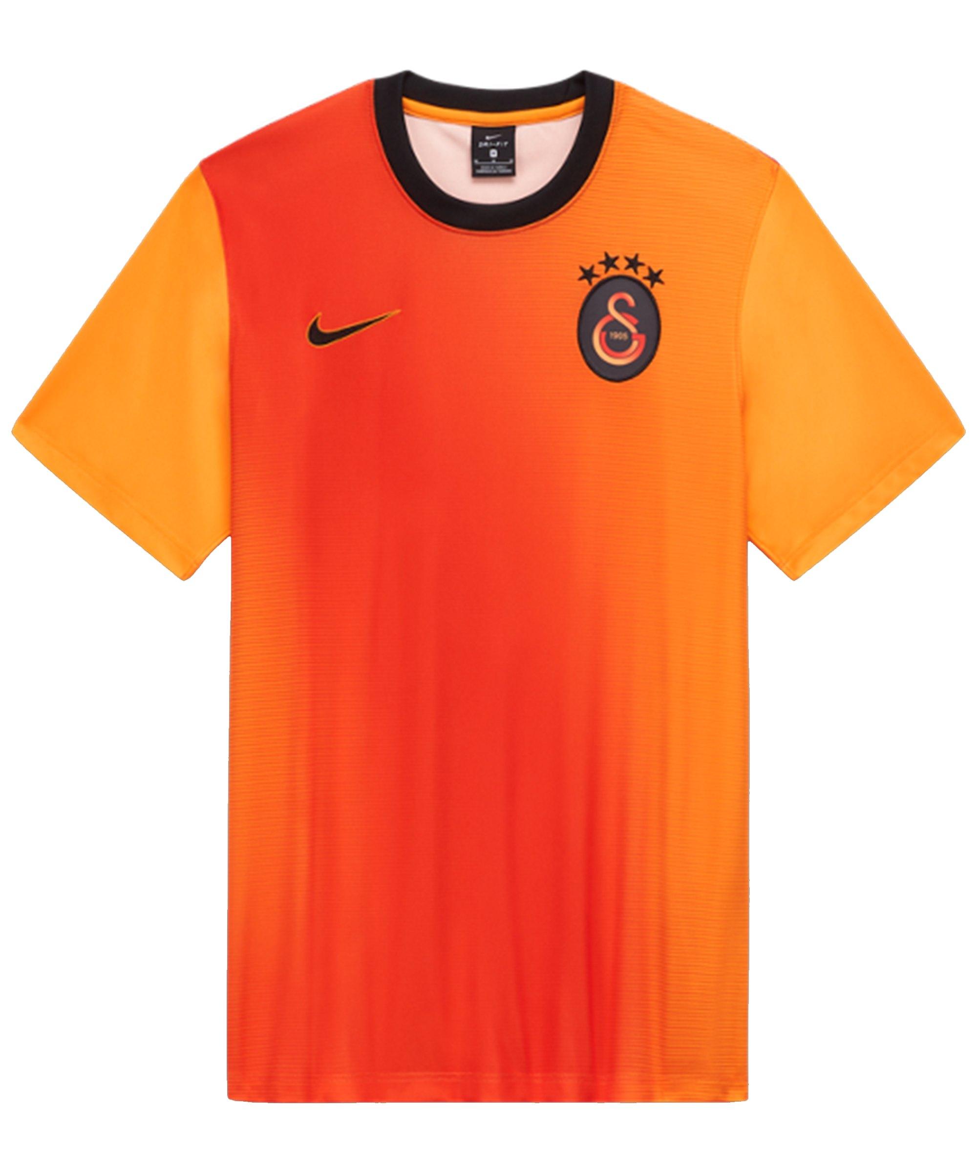 Nike Galatasaray Istanbul Trikot 3rd 2020/2021 Orange F836 - orange