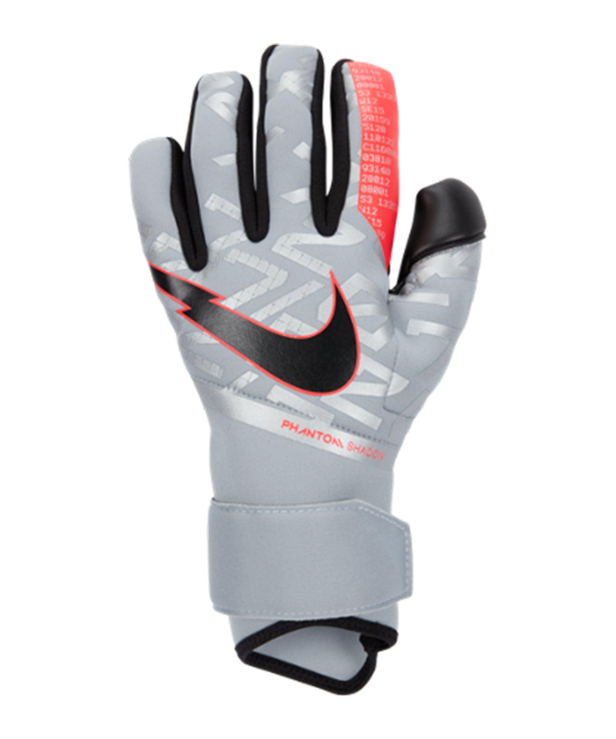 Nike Phantom Shadow Torwarthandschuh Grau F073 - grau