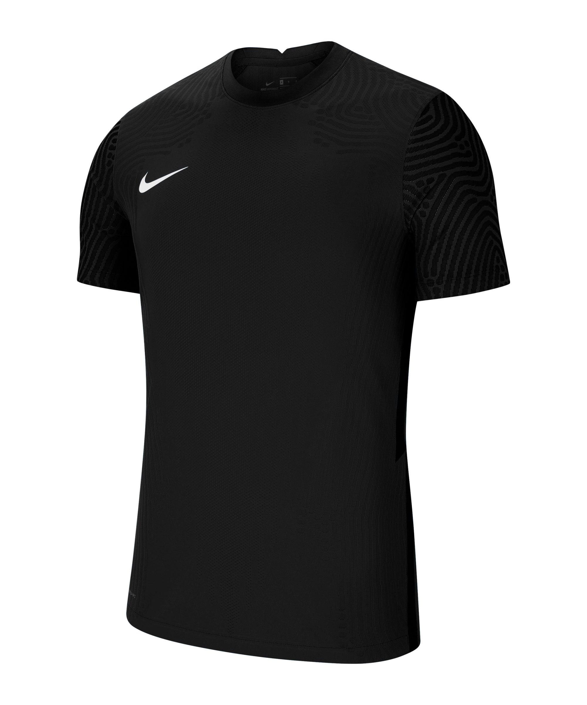 Nike Vaporknit III Trikot kurzarm Schwarz F010 - schwarz