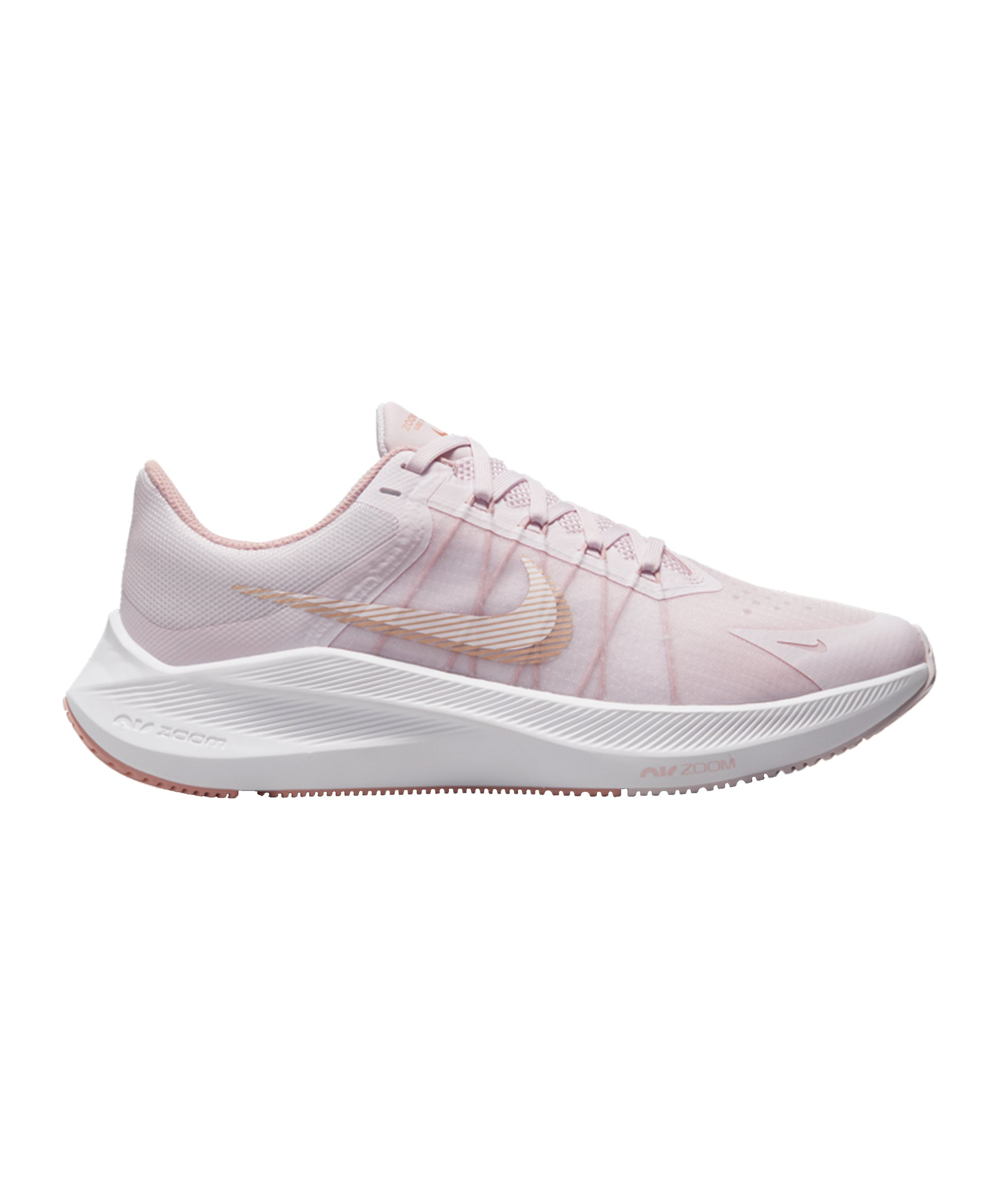 Nike Zoom Winflo 8 Running Damen Rosa F500 - rosa