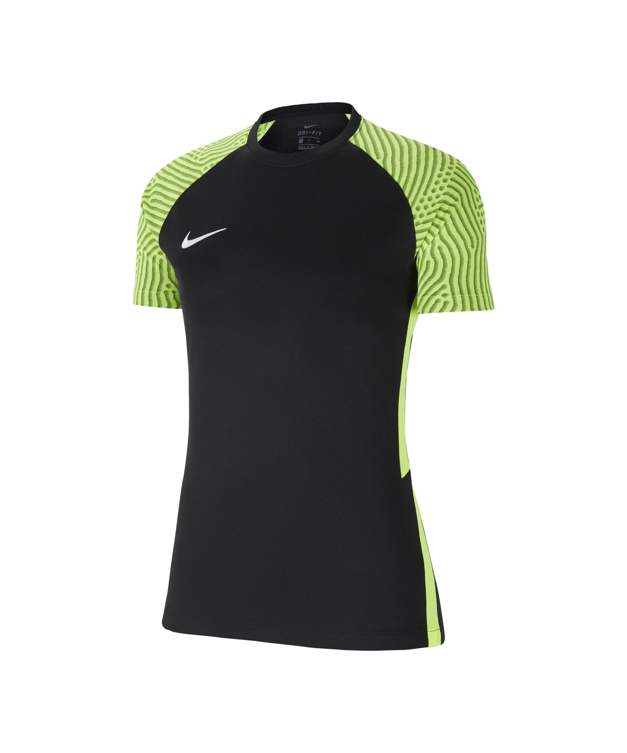 Nike Strike 2 Trikot Damen Schwarz Weiss F011 - schwarz