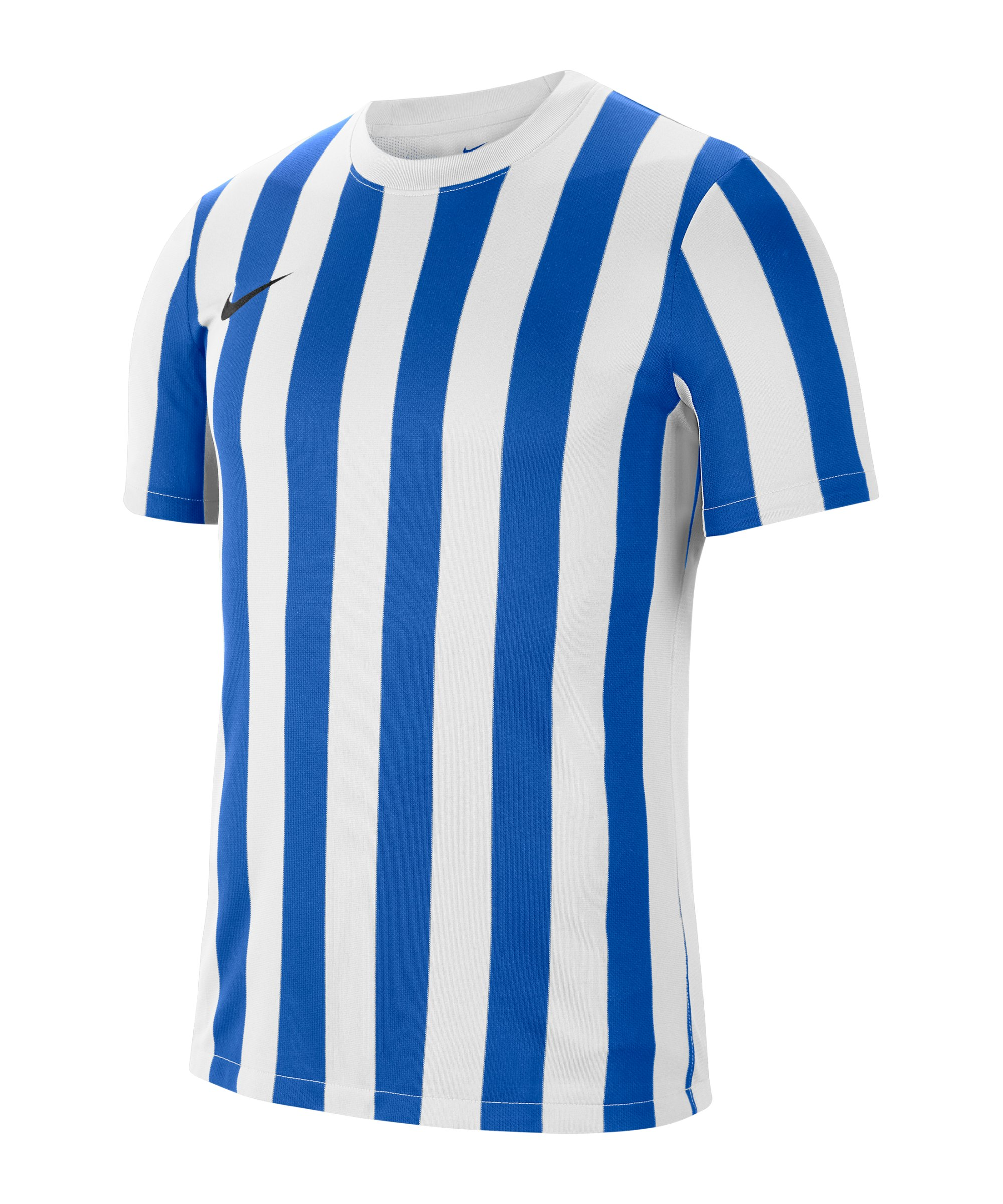 Nike Division IV Striped Trikot kurzarm Weiss F102 - weiss