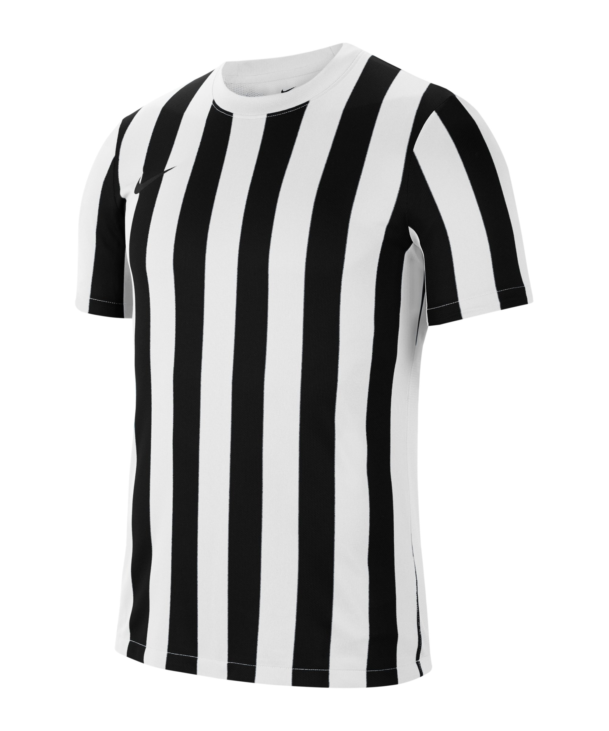 Nike Division IV Striped Trikot Kids F100 - weiss