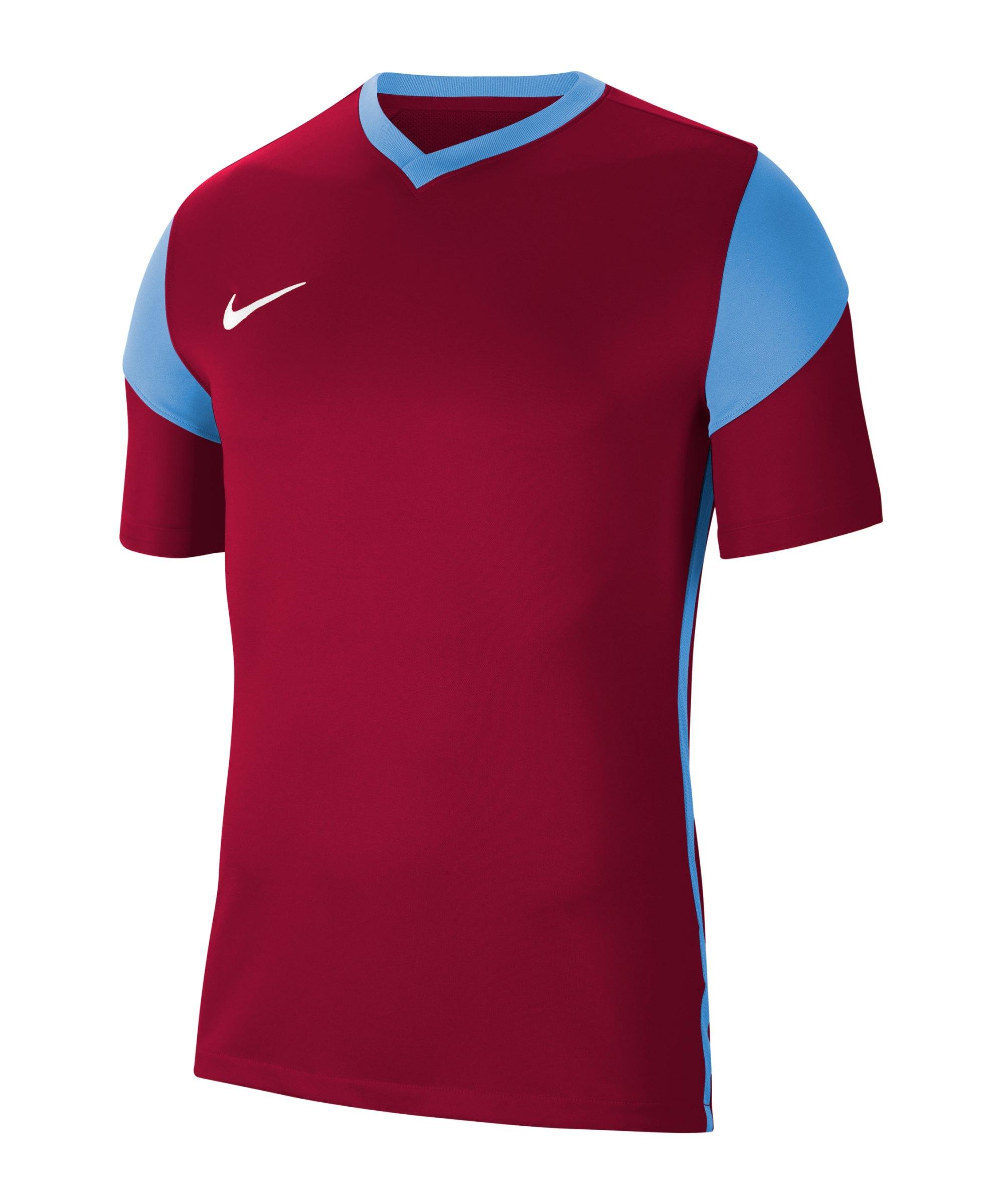 Nike Park Derby III Trikot Rot Blau F677 - rot