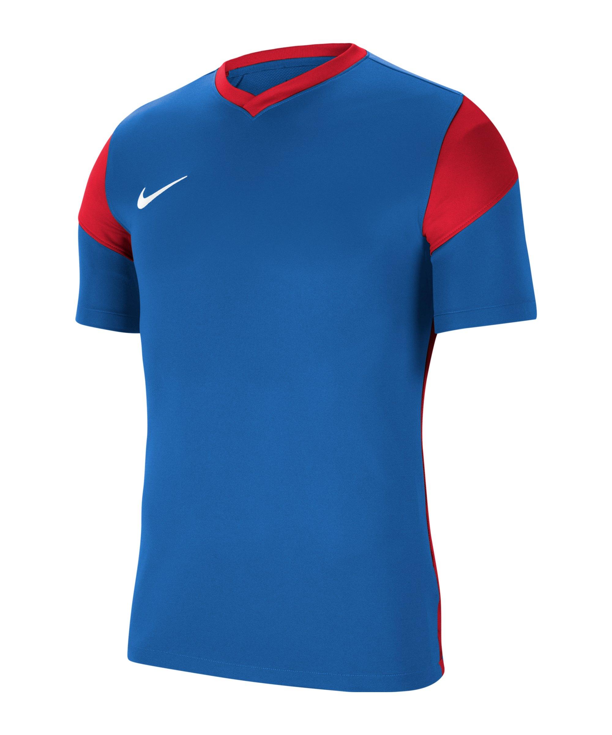 Nike Park Derby III Trikot kurzarm Kids Blau F464 - blau