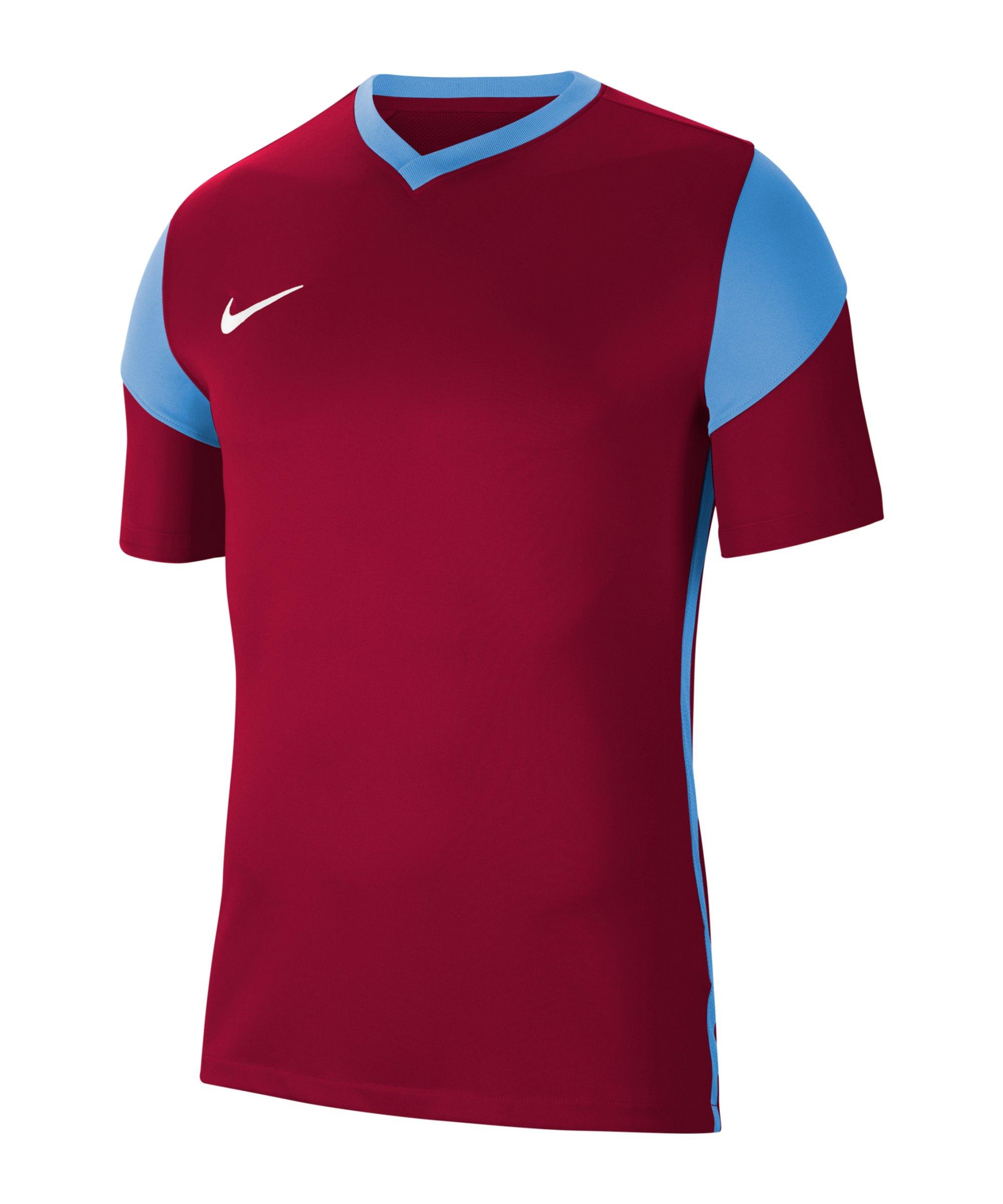 Nike Park Derby III Trikot kurzarm Kids Rot F677 - rot